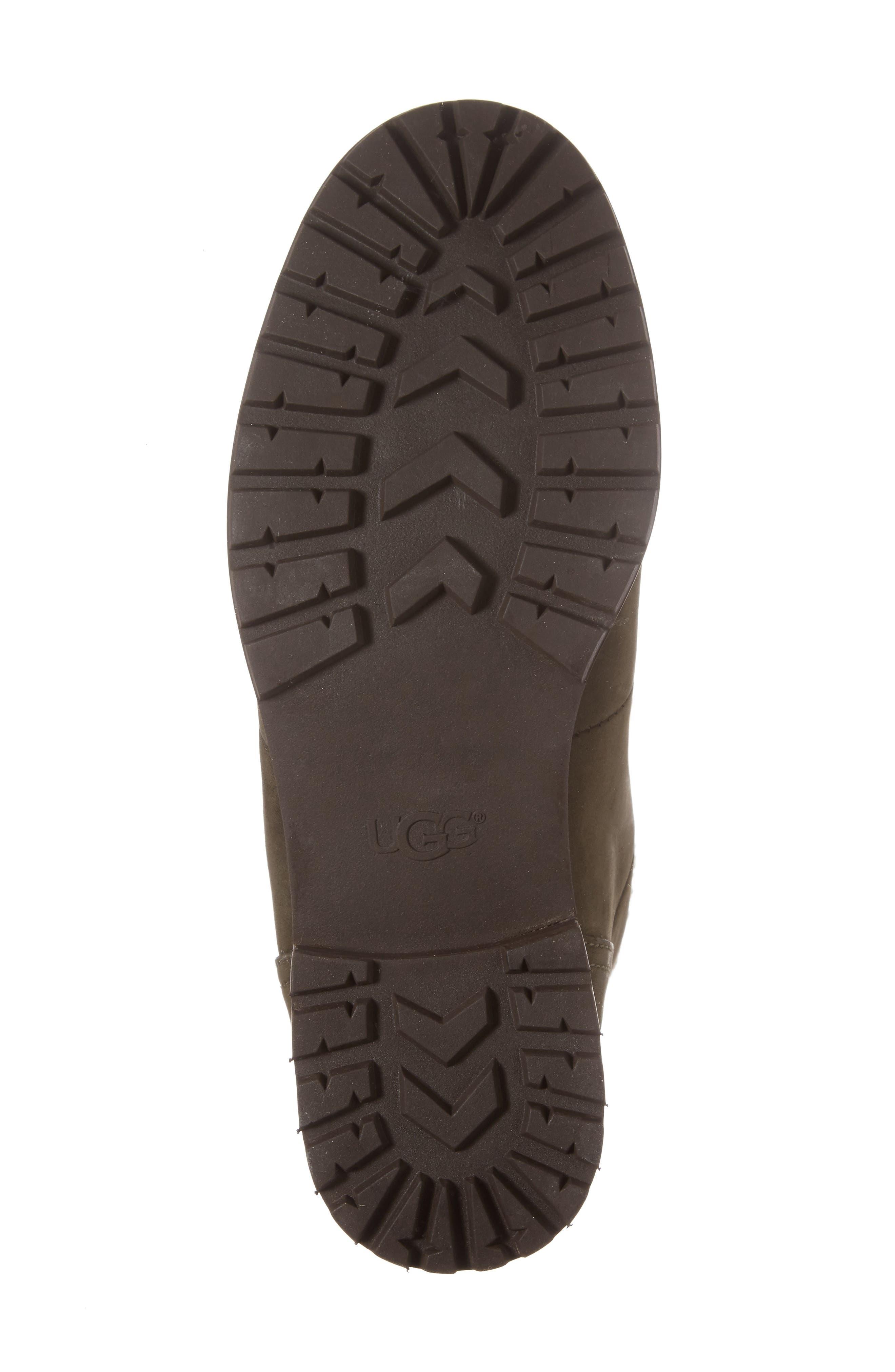 Fraser Genuine Shearling Water Resistant Boot,                             Alternate thumbnail 22, color,