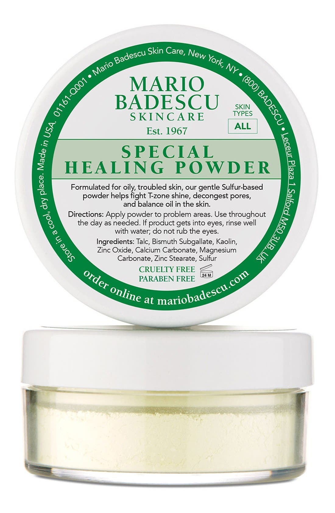 Special Healing Powder,                             Main thumbnail 1, color,                             NO COLOR