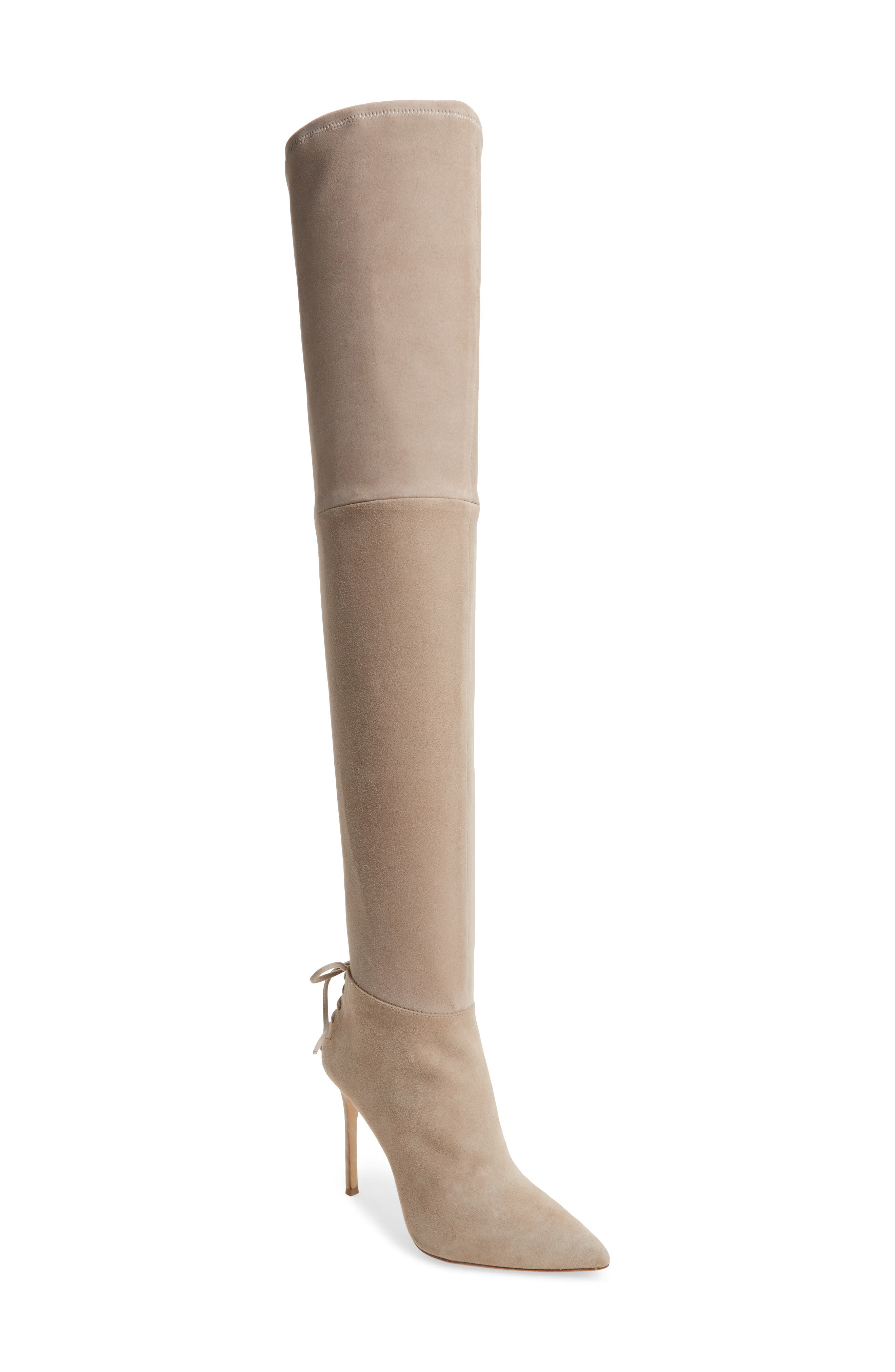 'Caterina' Over the Knee Boot,                             Main thumbnail 2, color,