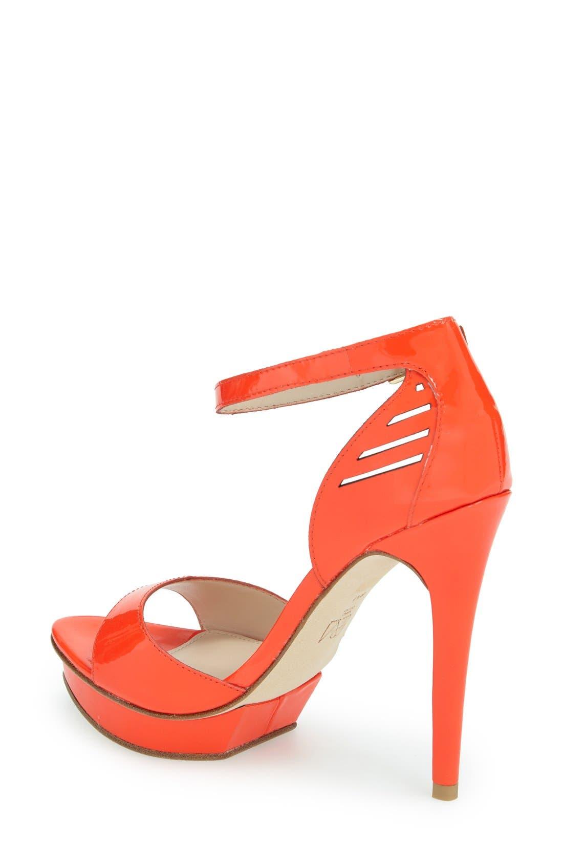 'Fenton' Ankle Strap Sandal,                             Alternate thumbnail 27, color,