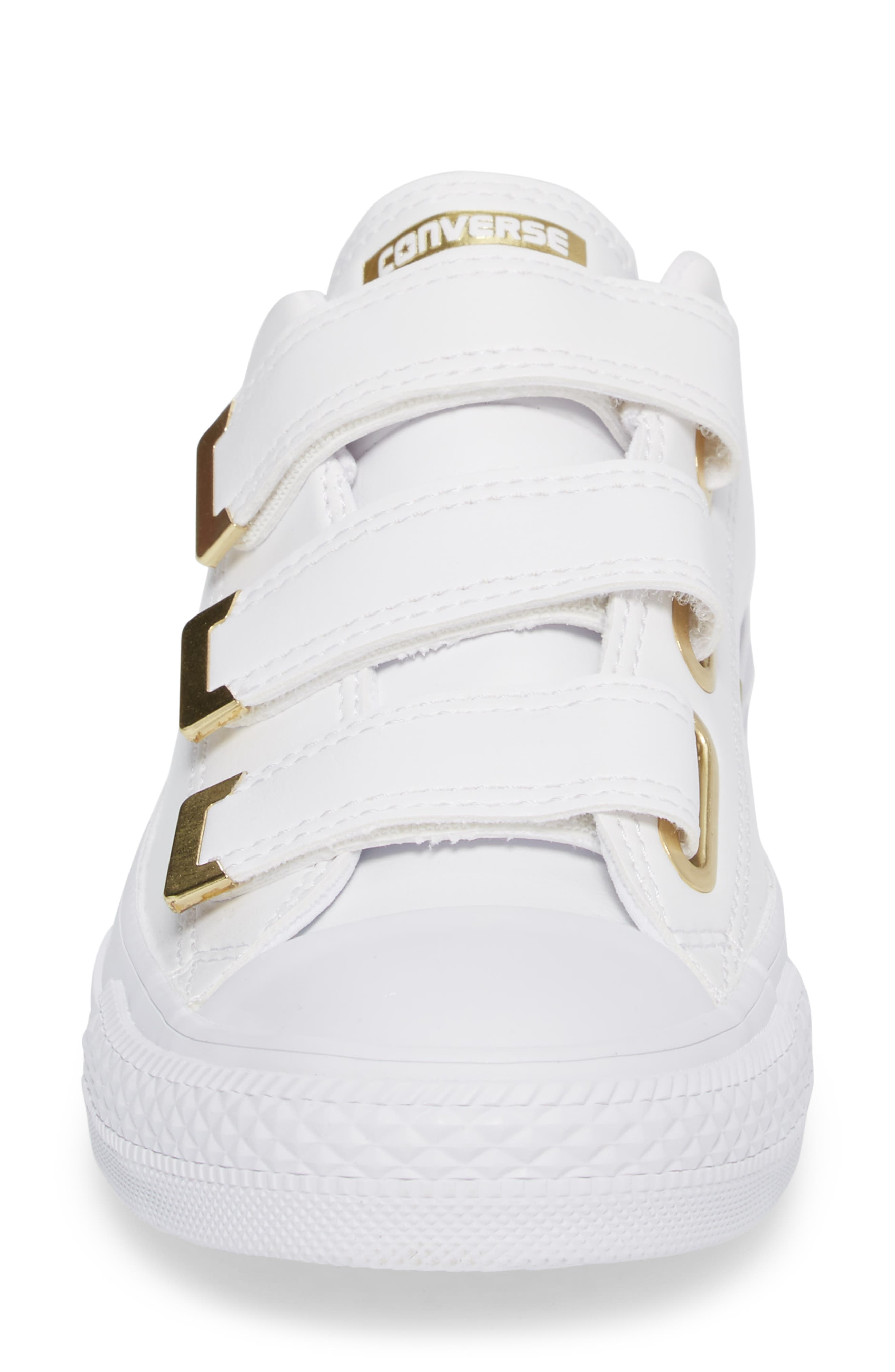 Chuck Taylor<sup>®</sup> All Star<sup>®</sup> 3V Low Top Sneaker,                             Alternate thumbnail 8, color,