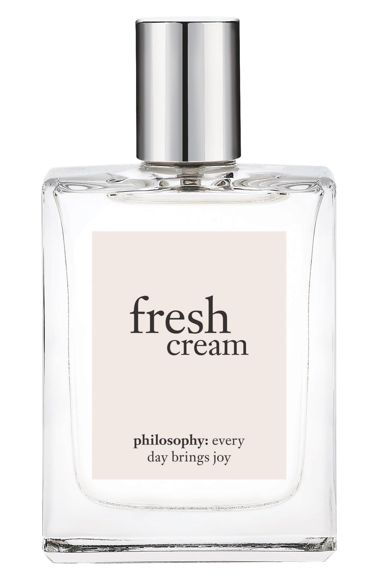 'fresh cream' eau de toilette,                             Alternate thumbnail 2, color,                             NO COLOR