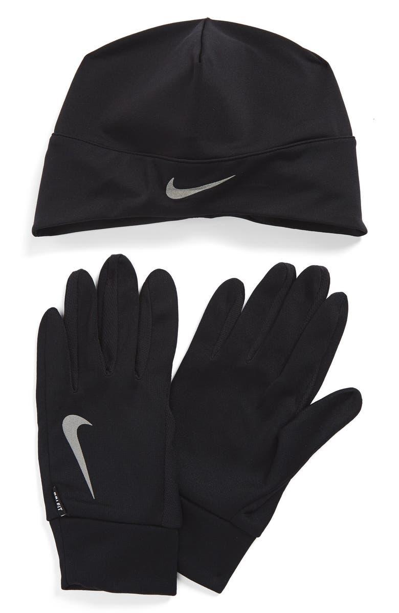 Nike Dri-FIT Beanie   Gloves  3a05699fce5