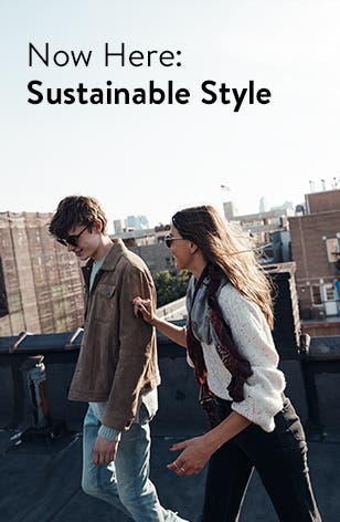Now here: Sustainable Style.