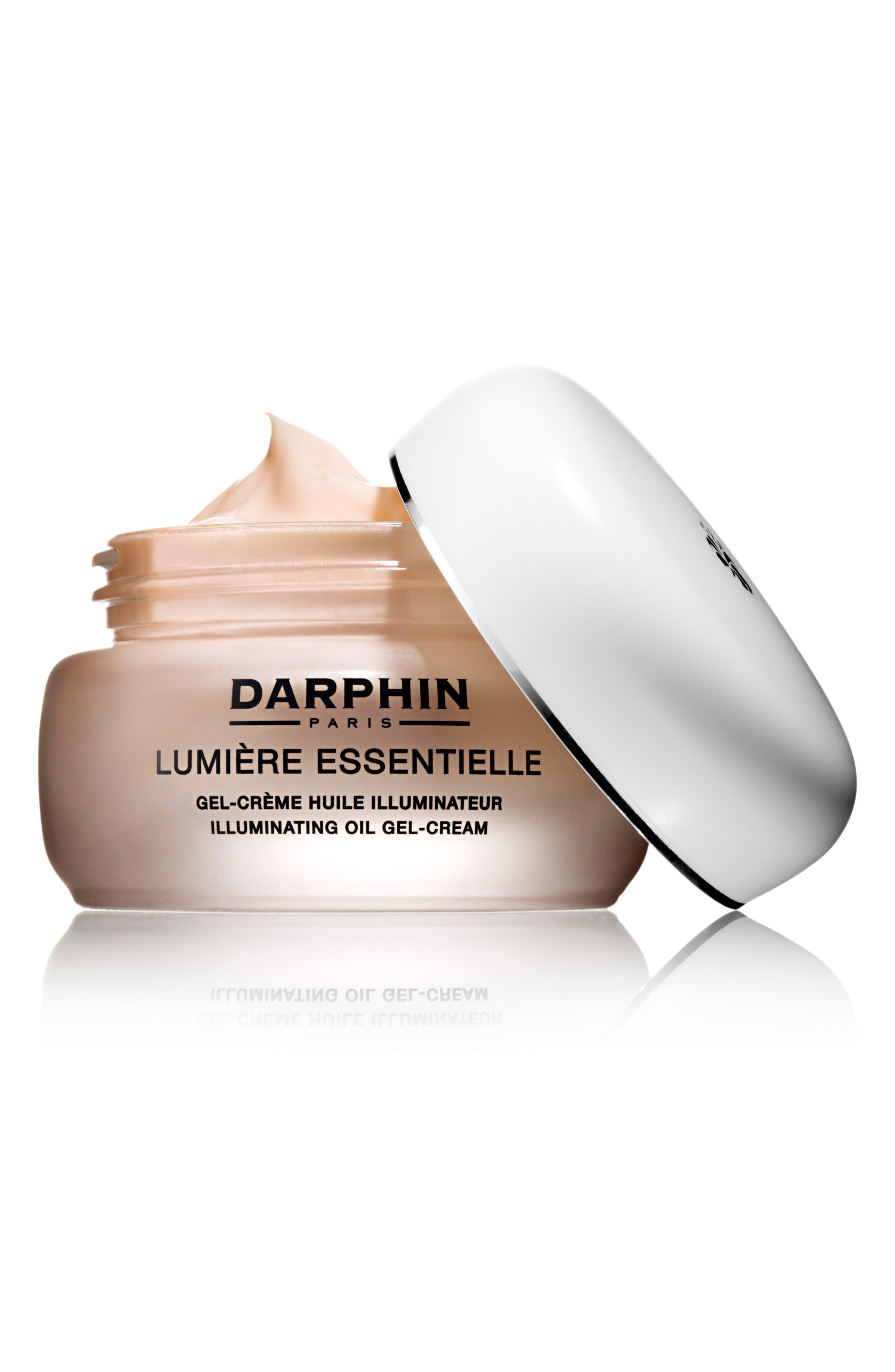 DARPHIN,                             Lumière Essentielle Illuminating Oil Gel-Cream,                             Alternate thumbnail 2, color,                             NO COLOR