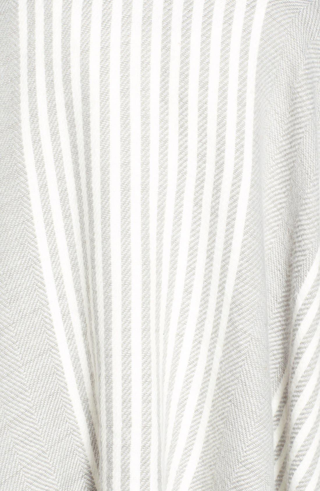 BP.,                             Stripe Ruana,                             Alternate thumbnail 6, color,                             020