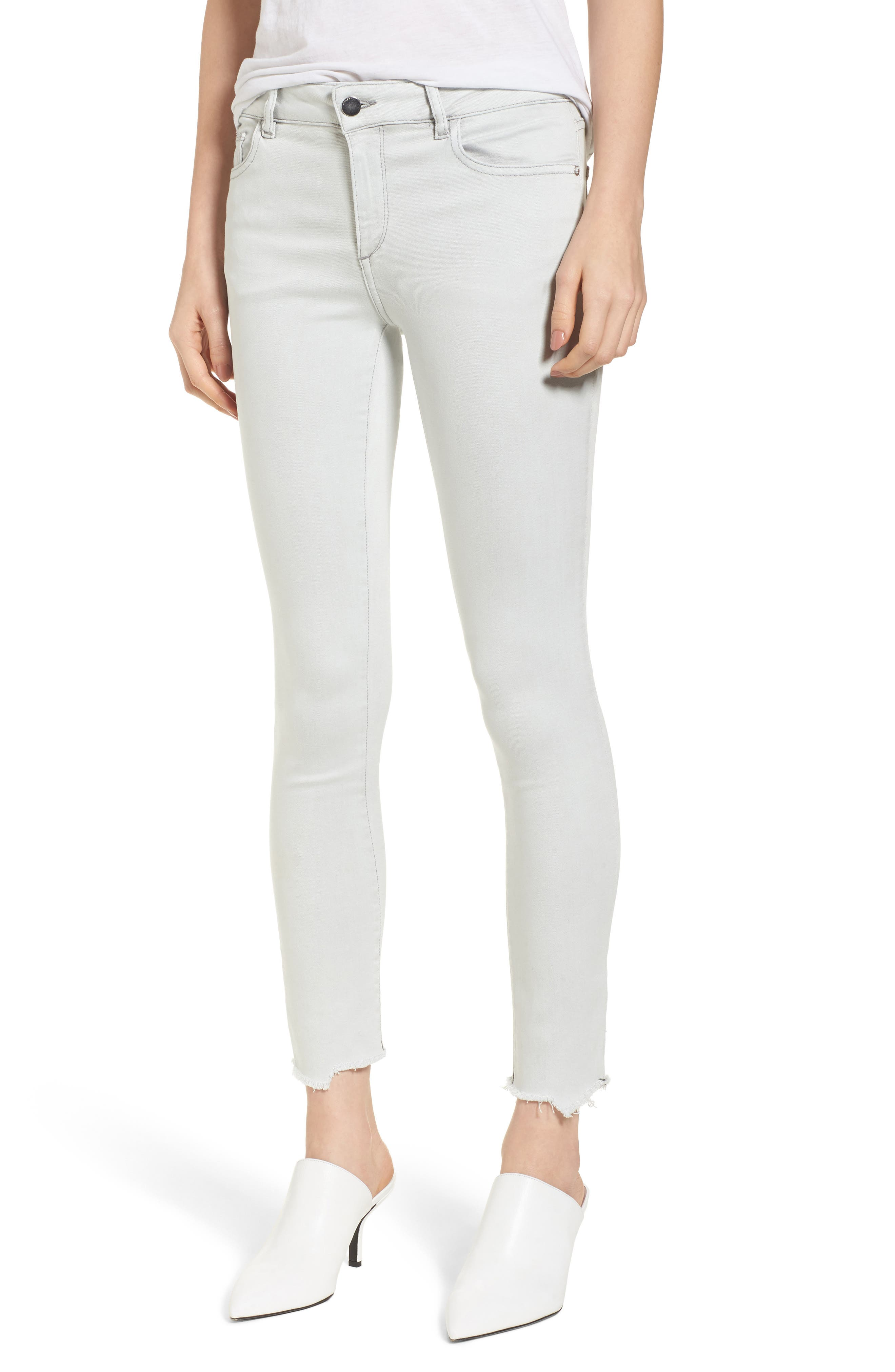 Margaux Instasculpt Ankle Skinny Jeans,                             Main thumbnail 1, color,                             020