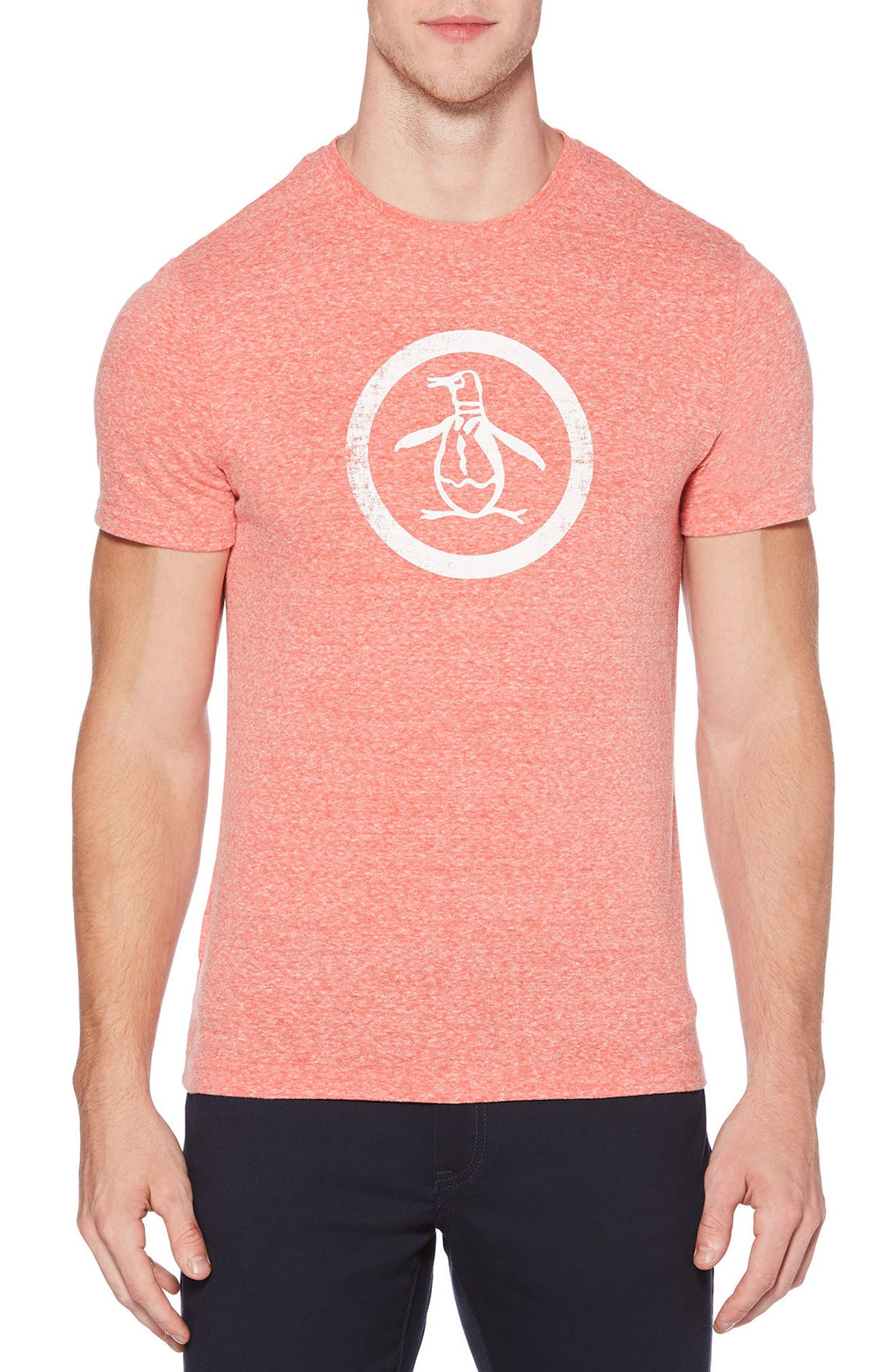 Circle Logo T-Shirt,                             Main thumbnail 4, color,