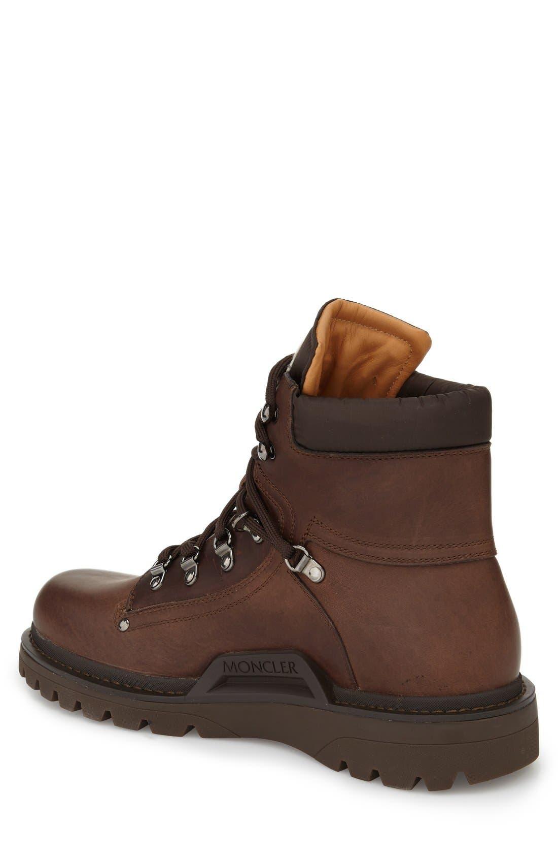 Egide Plain Toe Boot,                             Alternate thumbnail 4, color,                             200