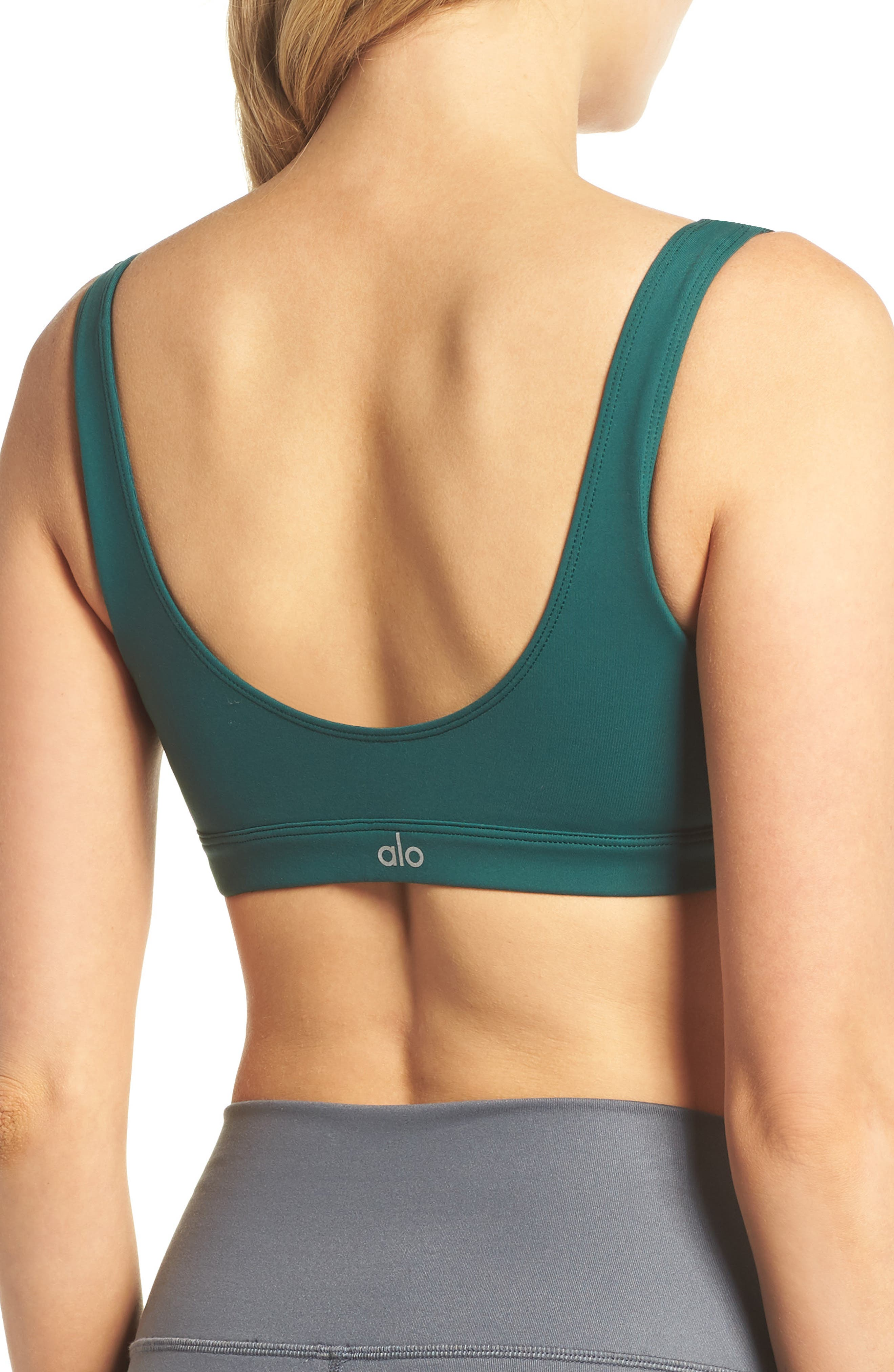 Ambient Sports Bra,                             Alternate thumbnail 2, color,                             362