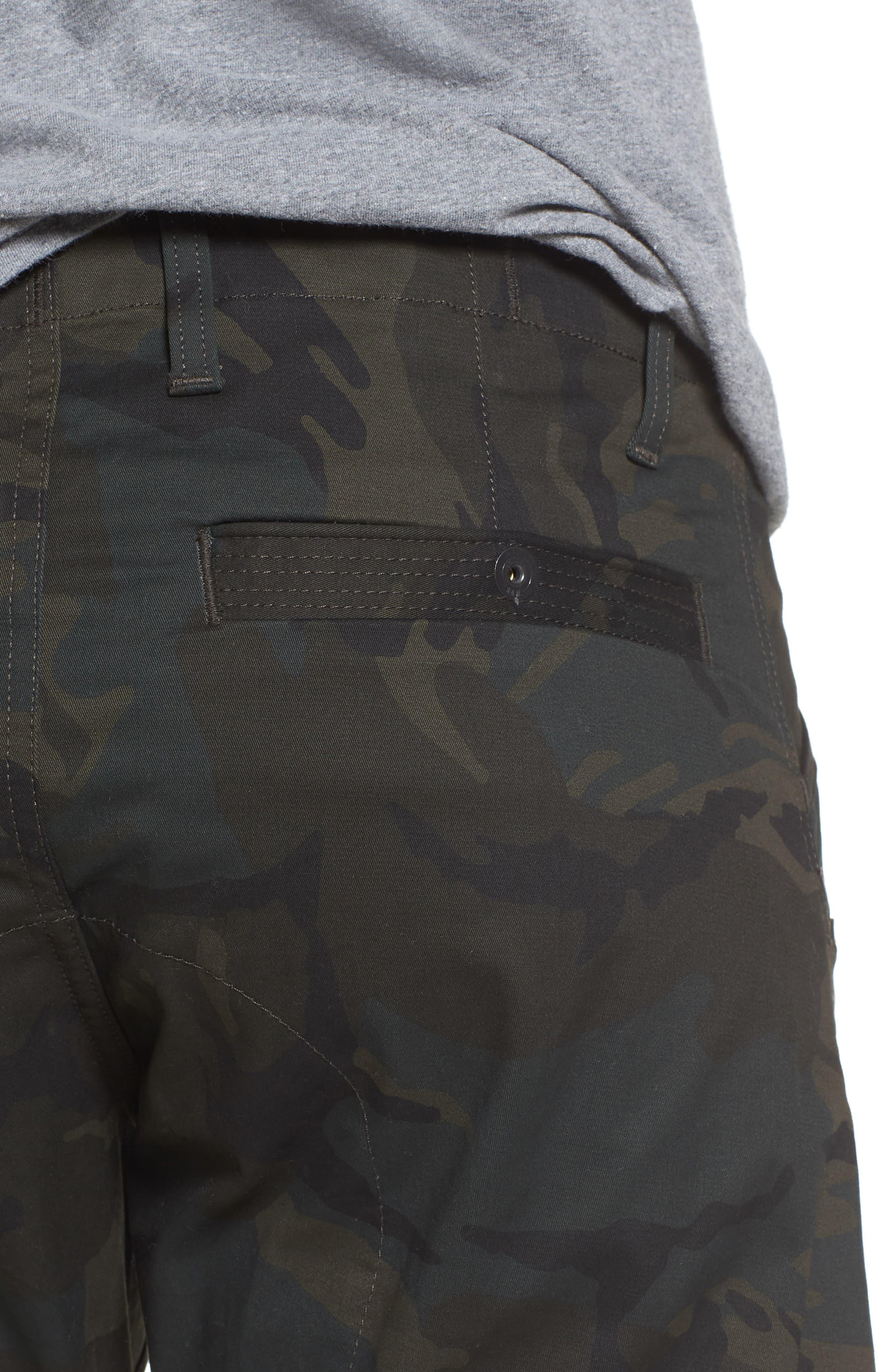 Powel 3D Tapered Jogger Pants,                             Alternate thumbnail 4, color,                             020