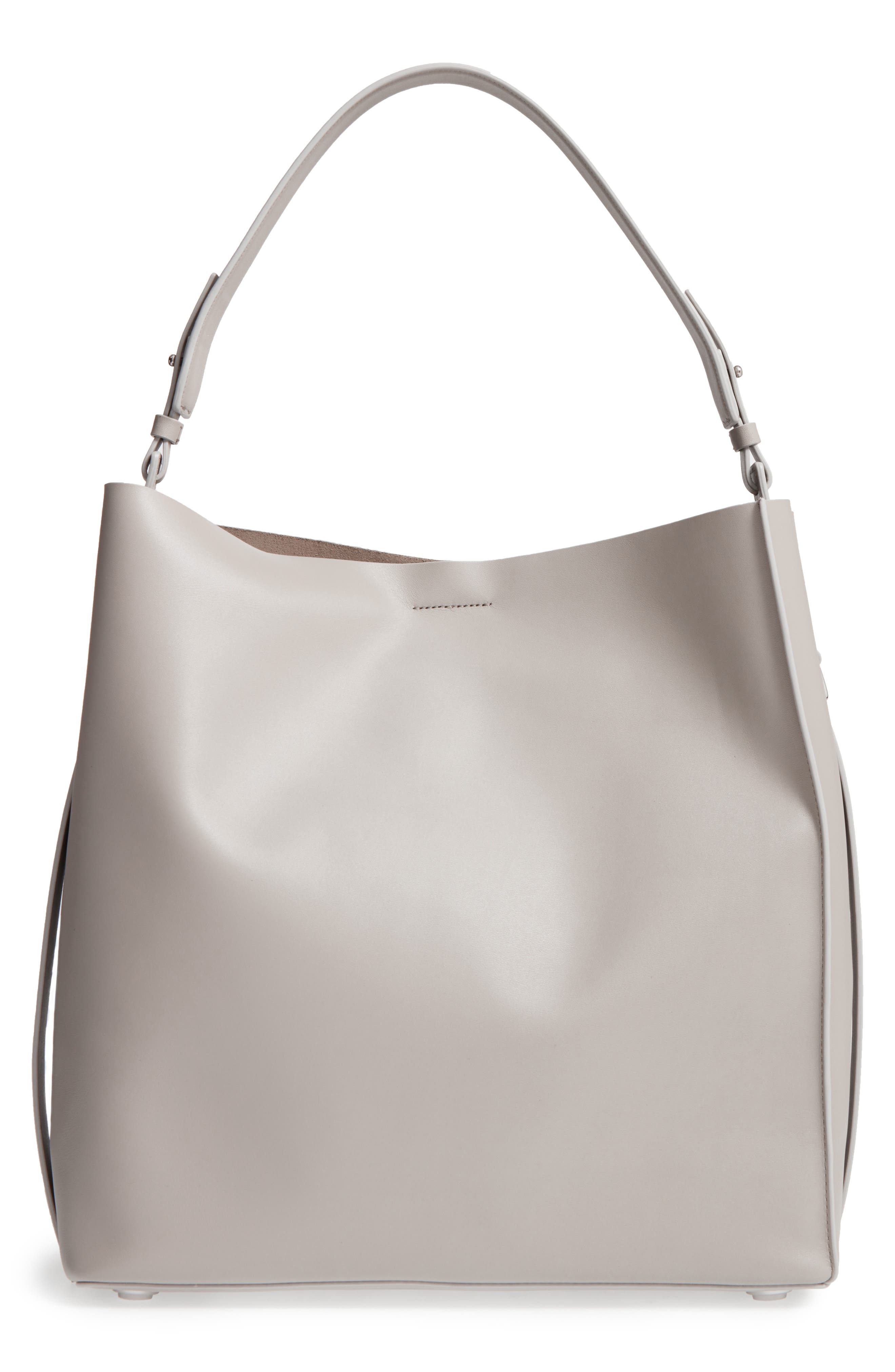 'Paradise North/South' Calfskin Leather Tote,                             Main thumbnail 4, color,