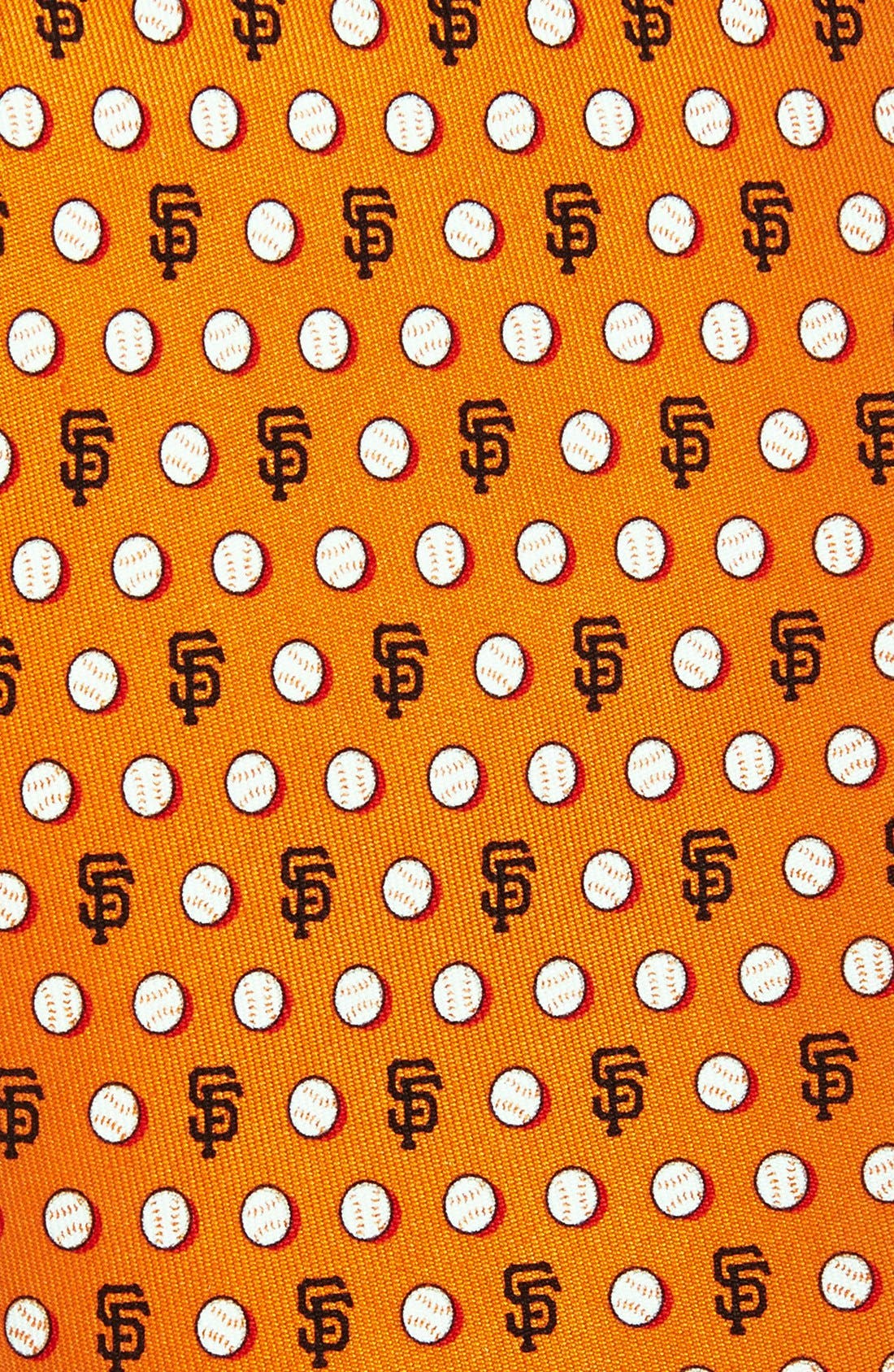 'San Francisco Giants - MLB' Woven Silk Tie,                             Alternate thumbnail 2, color,                             800