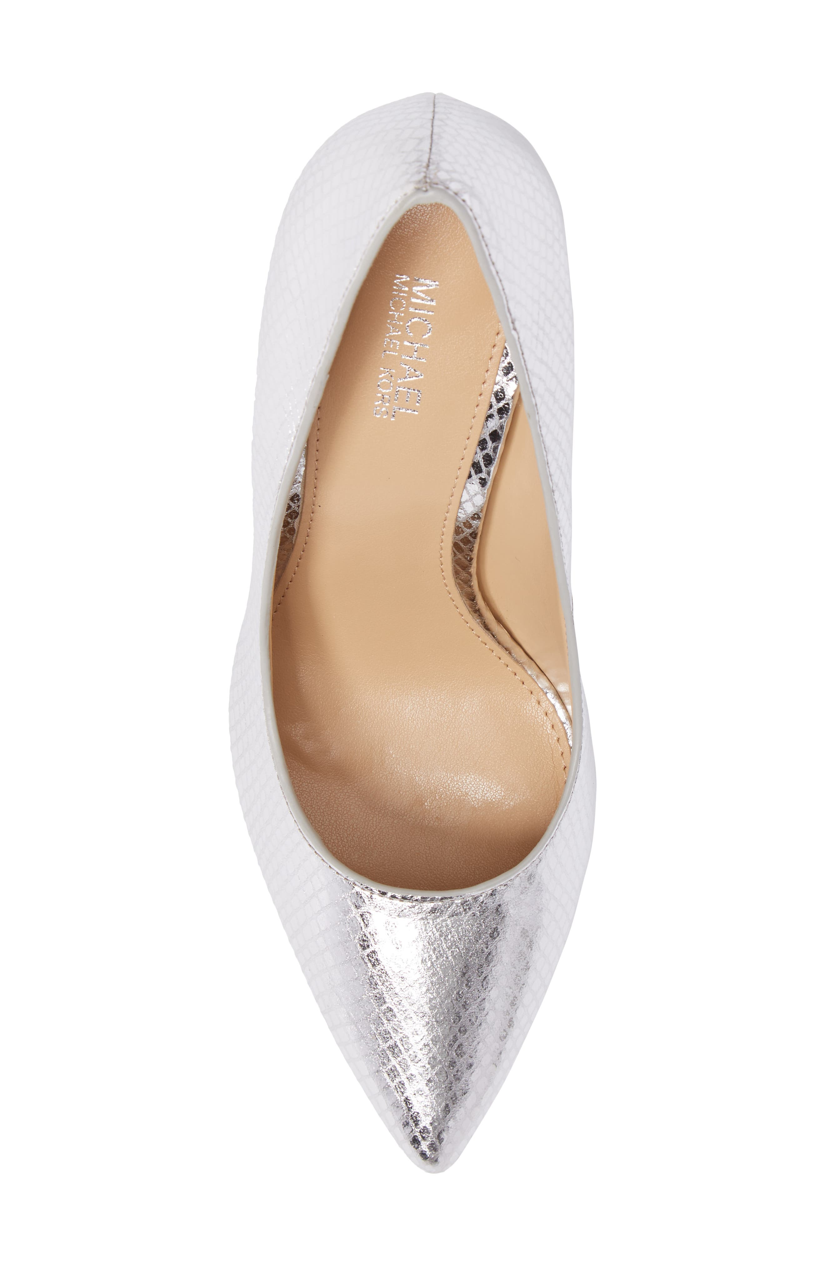 Claire Pointy Toe Pump,                             Alternate thumbnail 5, color,                             040