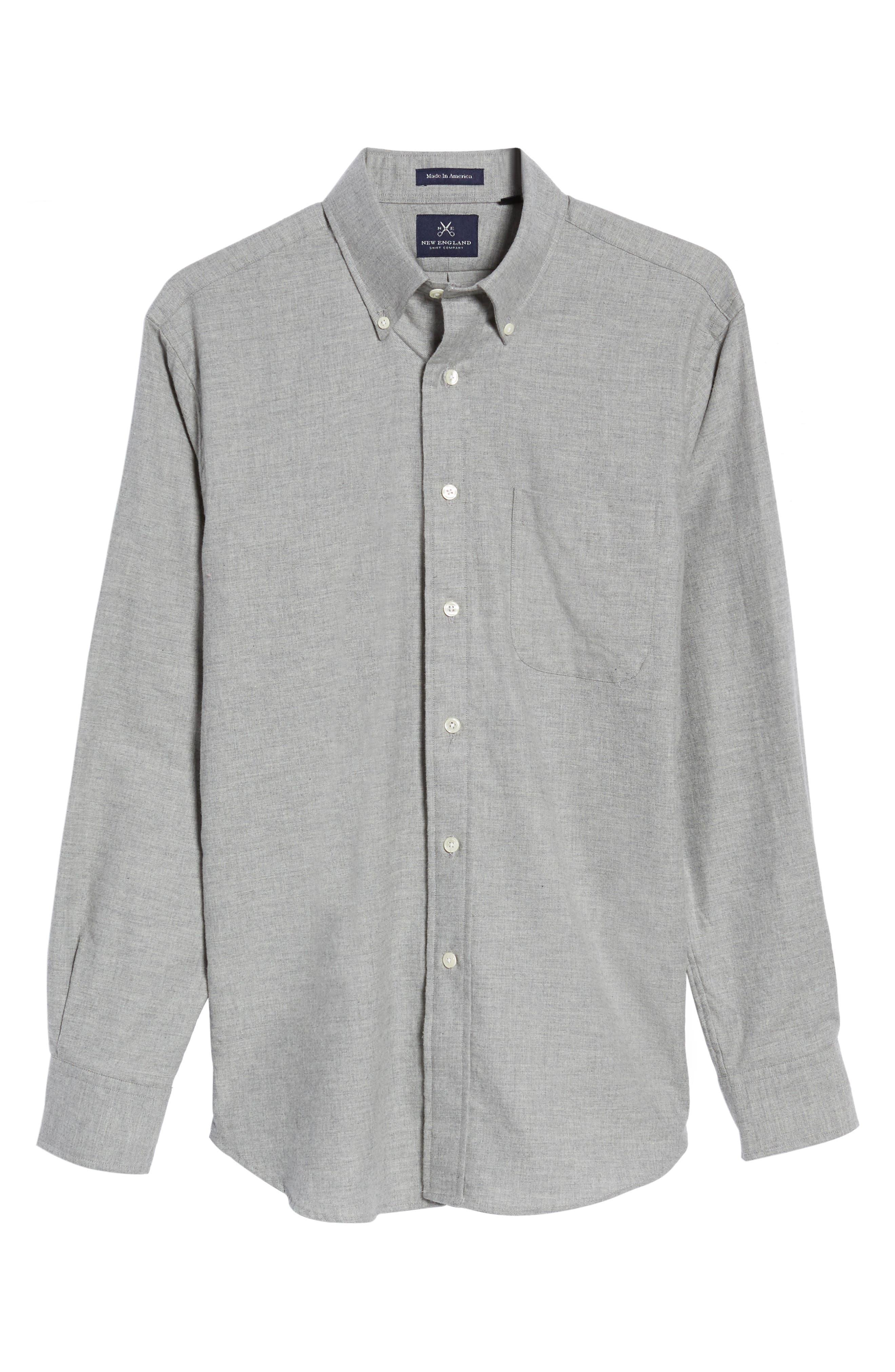 Slim Fit Sport Shirt,                             Alternate thumbnail 6, color,