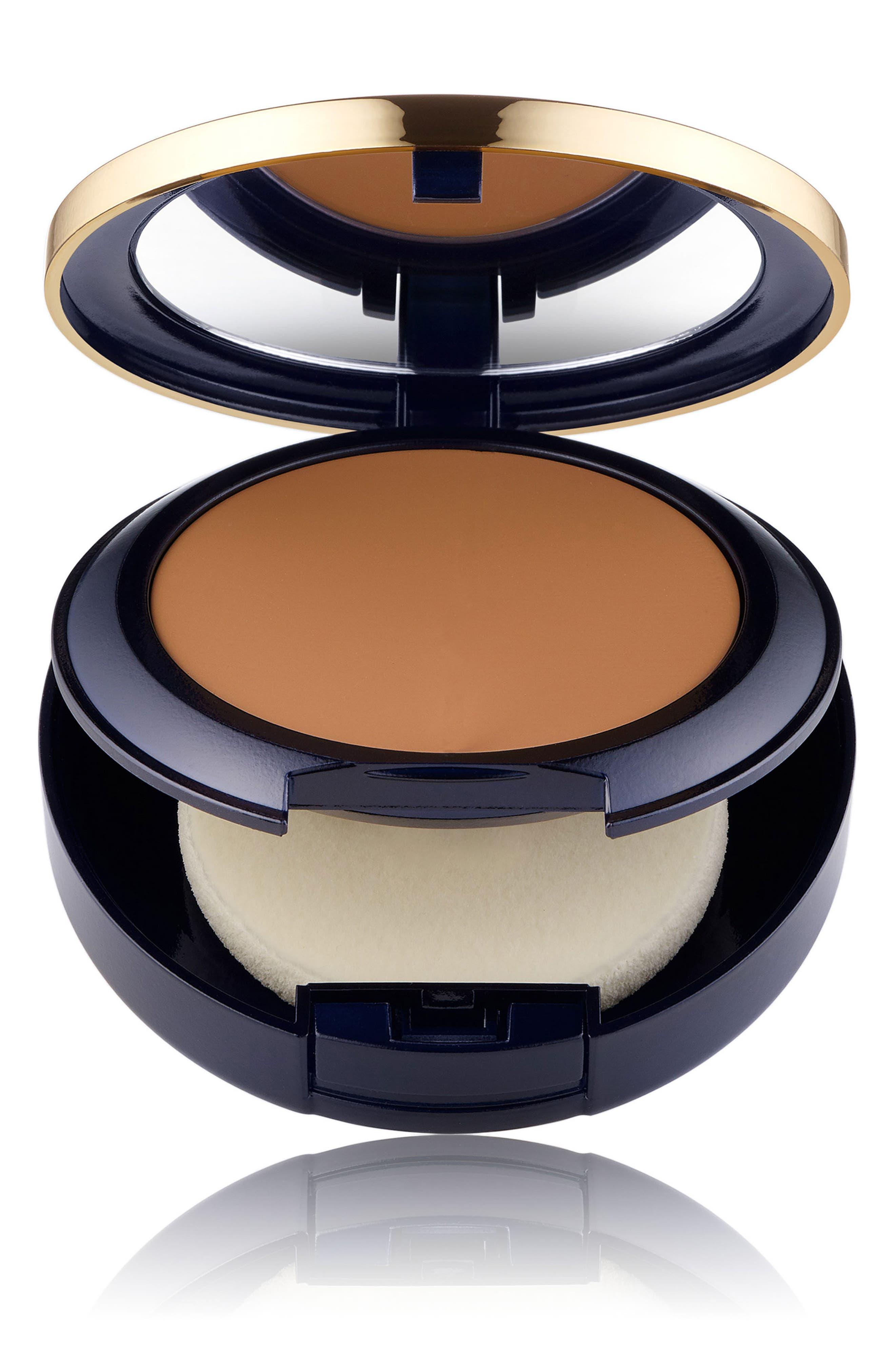 Estee Lauder Double Wear Stay In Place Matte Powder Foundation - 7N1 Deep Amber