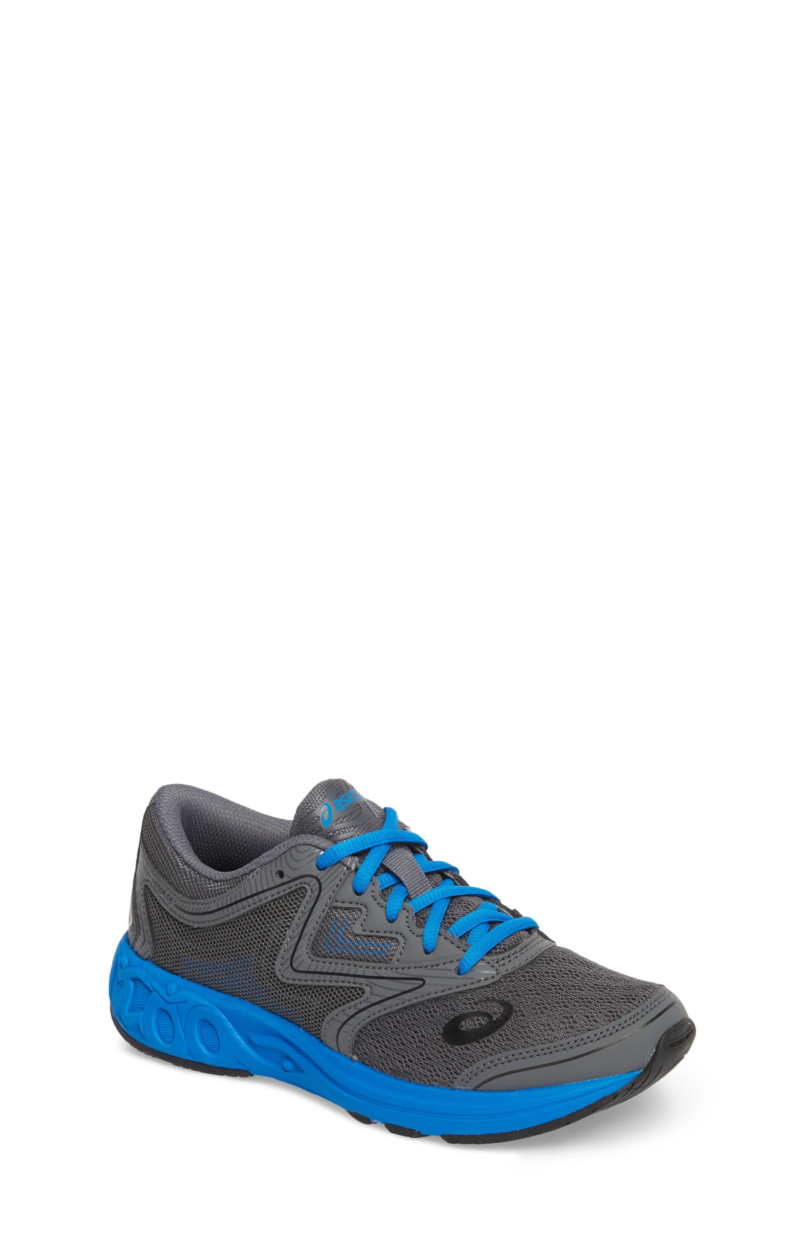 Noosa GS Sneaker,                         Main,                         color, CARBON/ DIRECTOIRE BLUE/ BLACK