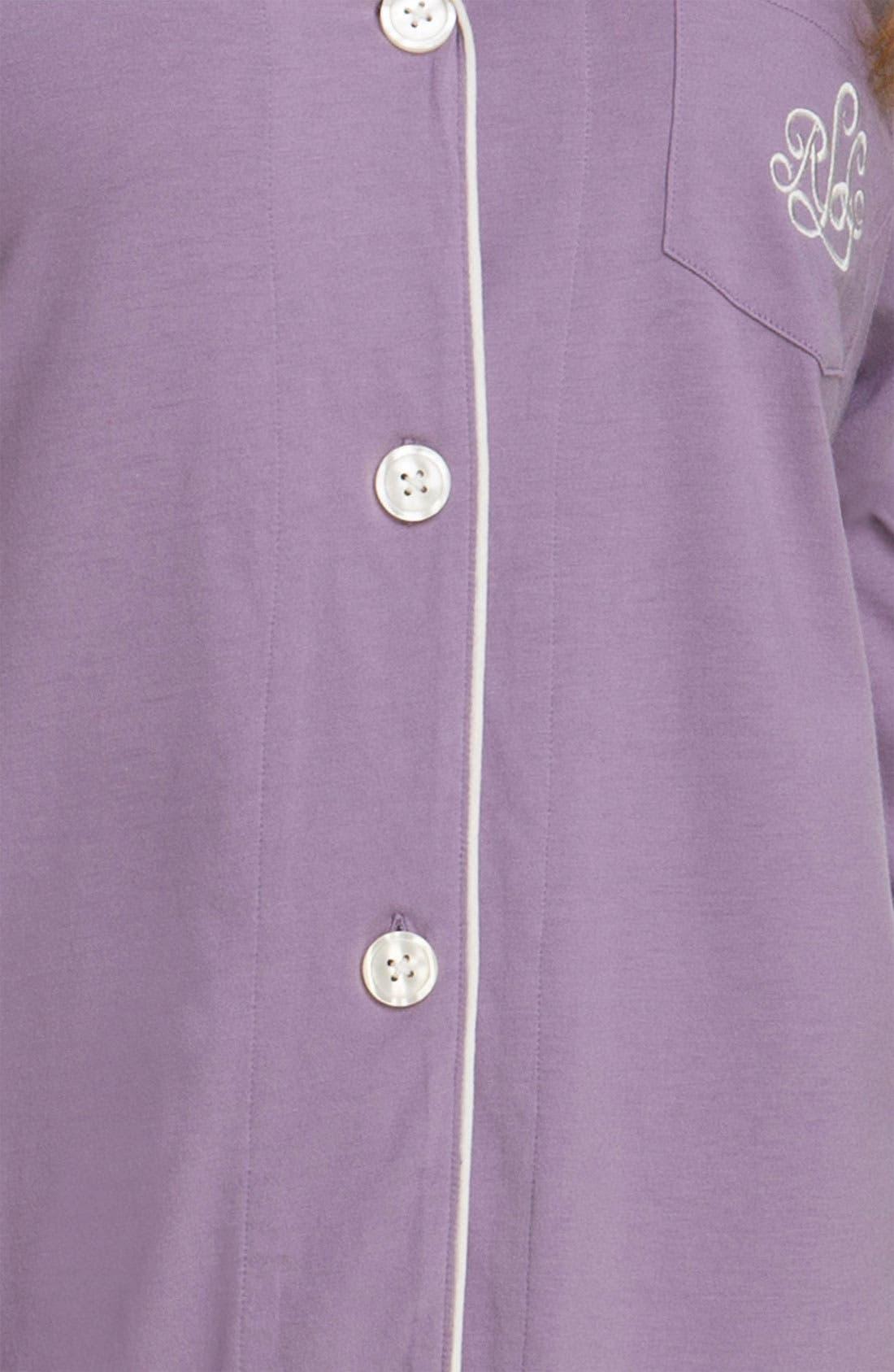 Knit Pajamas,                             Alternate thumbnail 34, color,