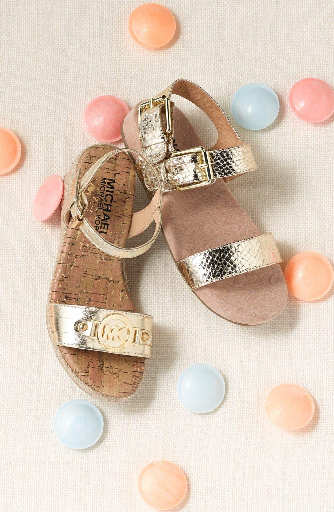 'Marsha Uma' Sandal, Main, color, 653