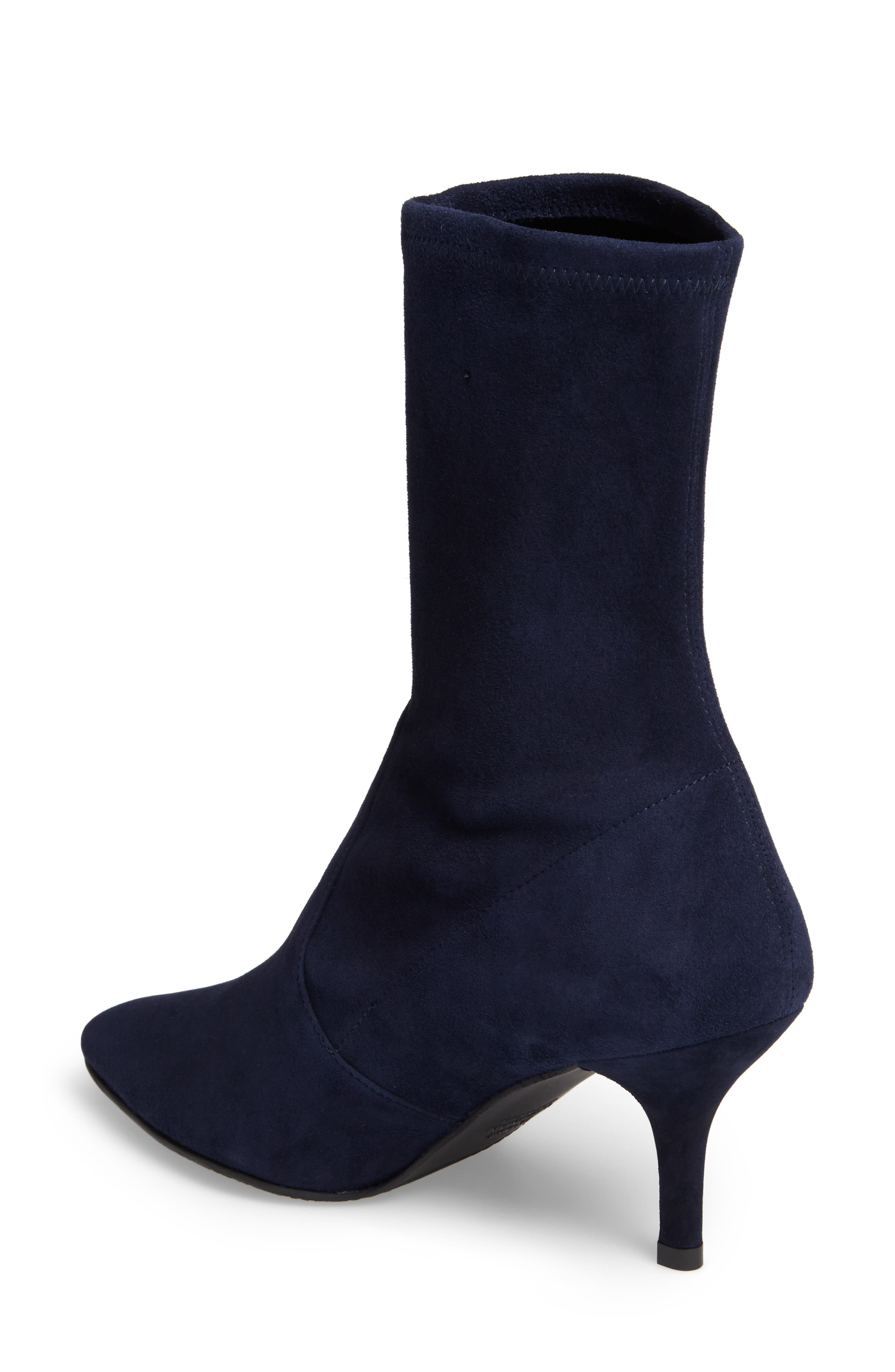 Cling Stretch Bootie,                             Alternate thumbnail 18, color,