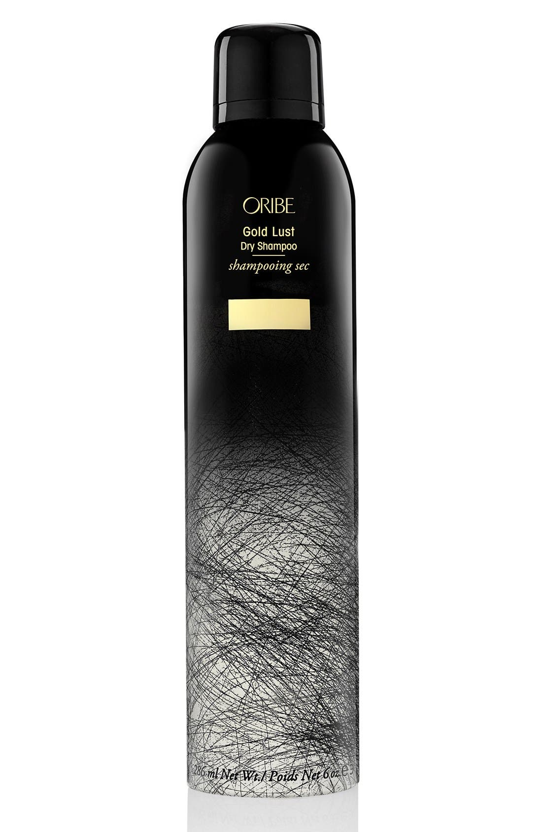 SPACE.NK.apothecary Oribe Gold Lust Dry Shampoo,                             Main thumbnail 1, color,                             NO COLOR