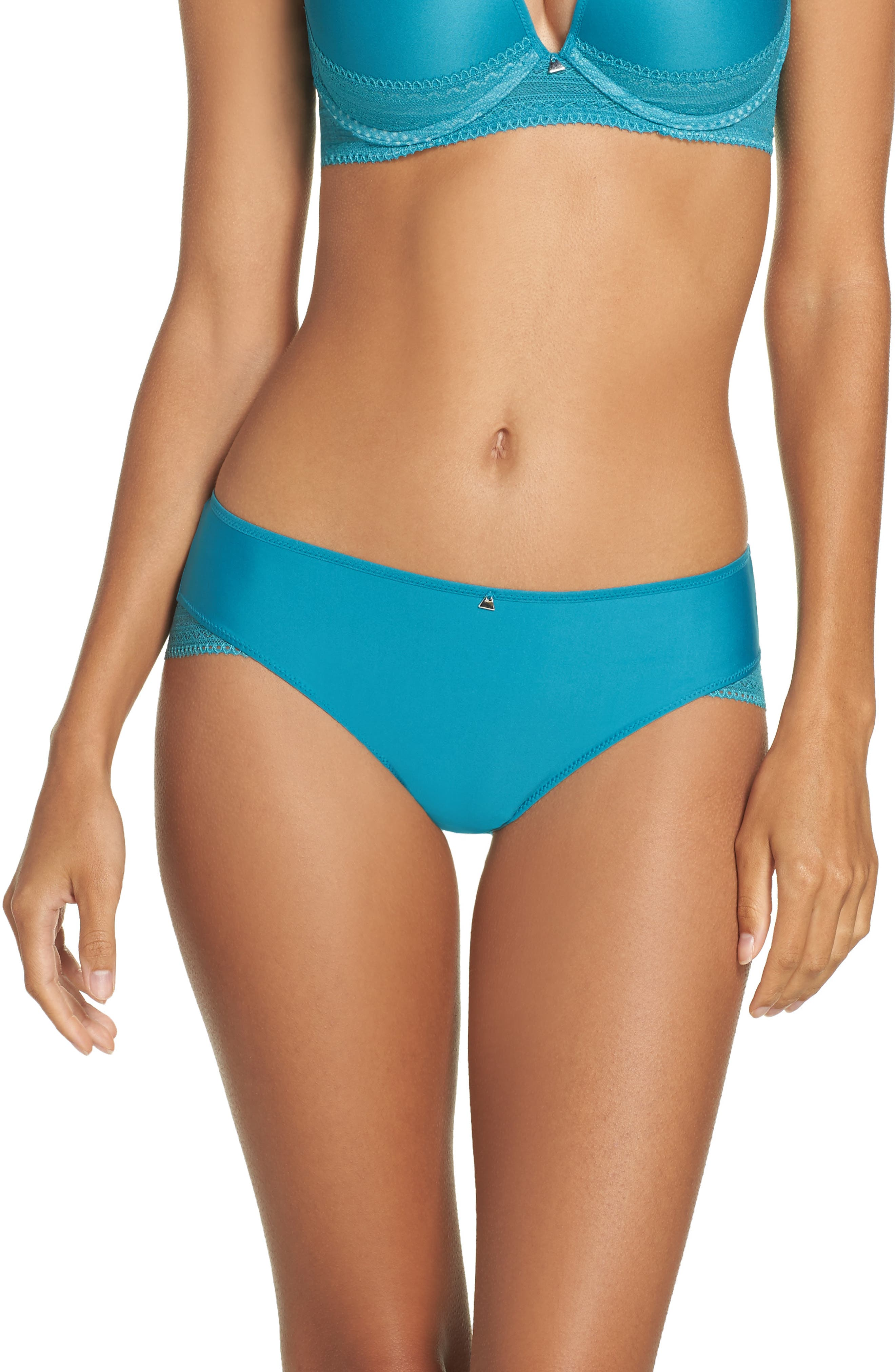 Cheeky Convertible Underwire Push-Up Bra,                             Main thumbnail 4, color,