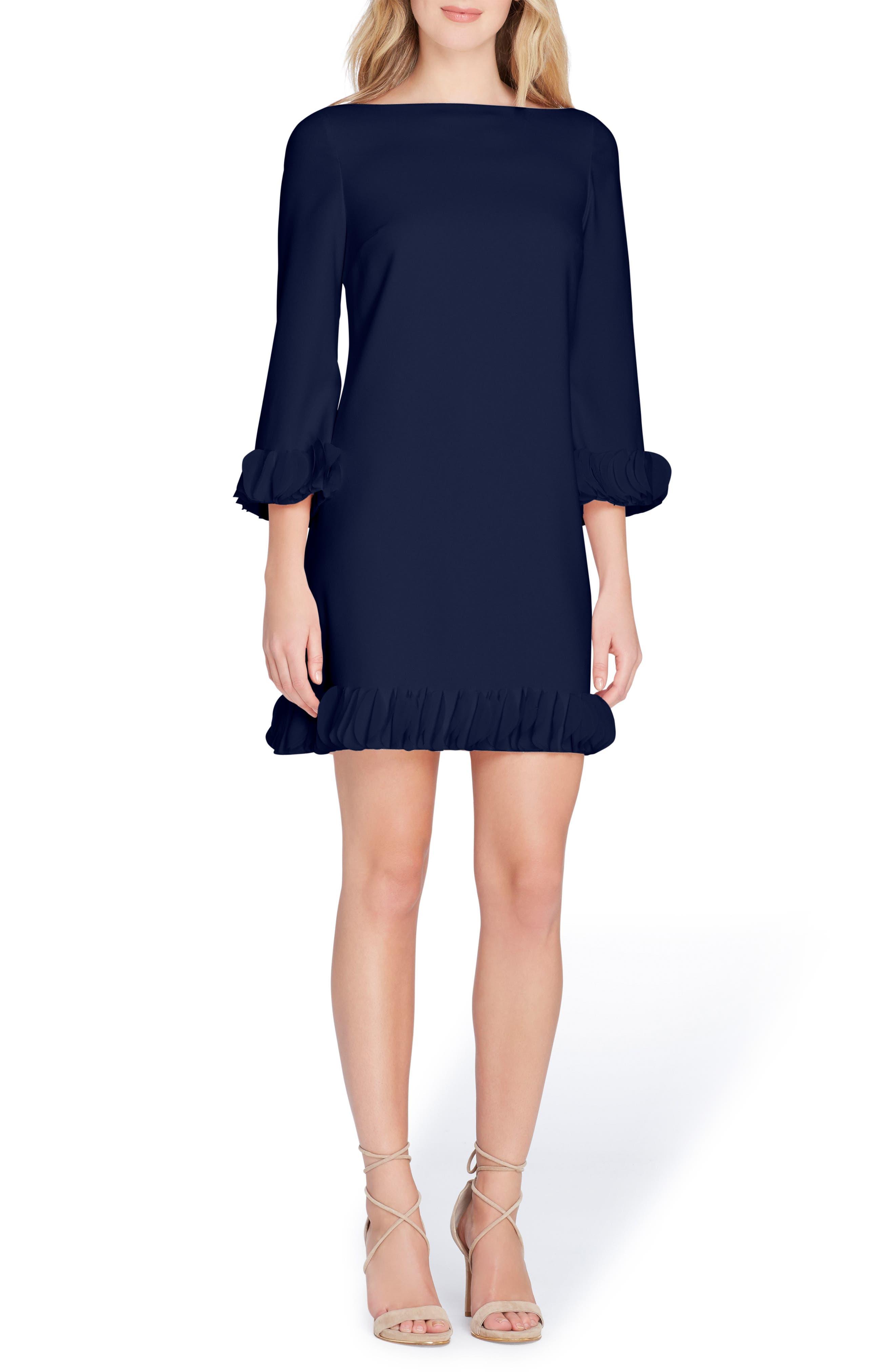 Circle Shift Dress,                         Main,                         color, 412
