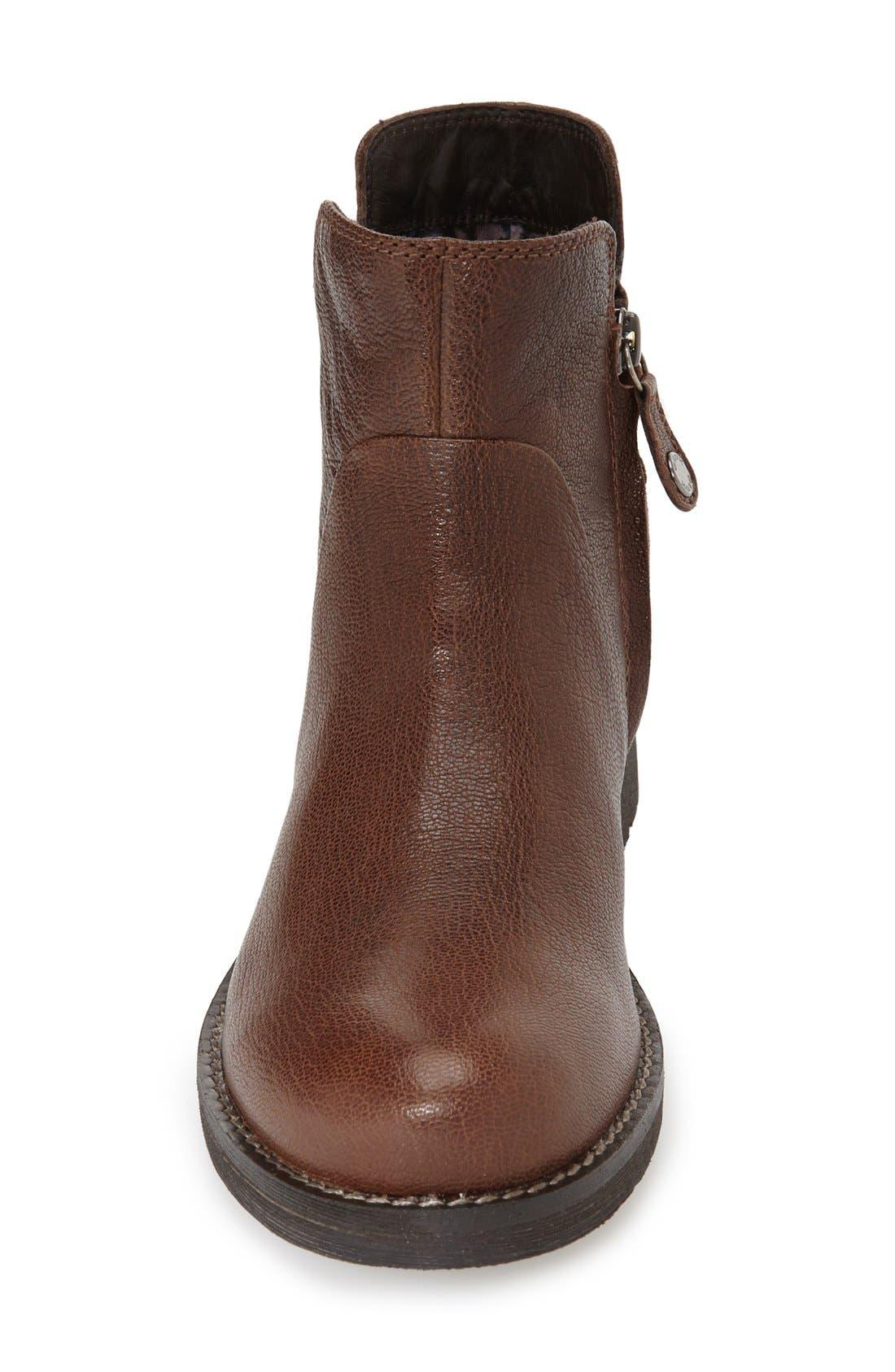 'New Virna' Chelsea Boot,                             Alternate thumbnail 8, color,