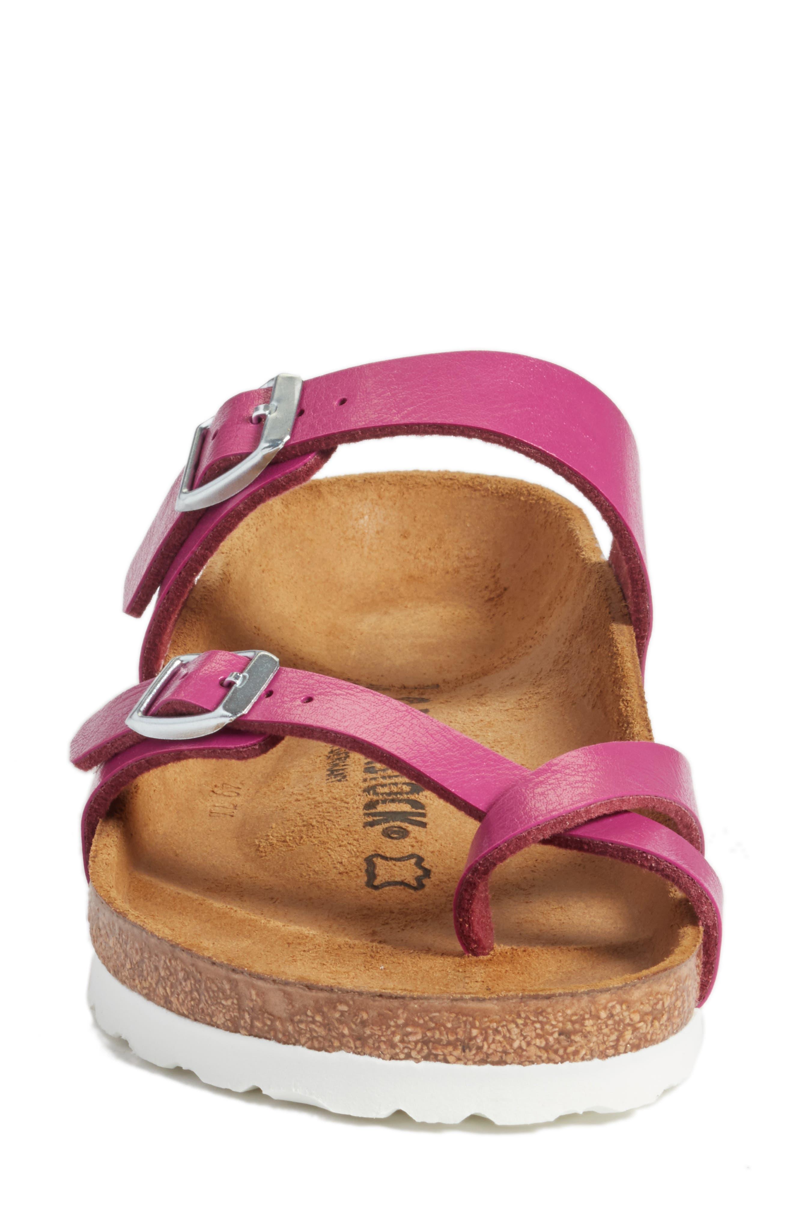 'Mayari' Birko-Flor<sup>™</sup> Sandal,                             Alternate thumbnail 78, color,