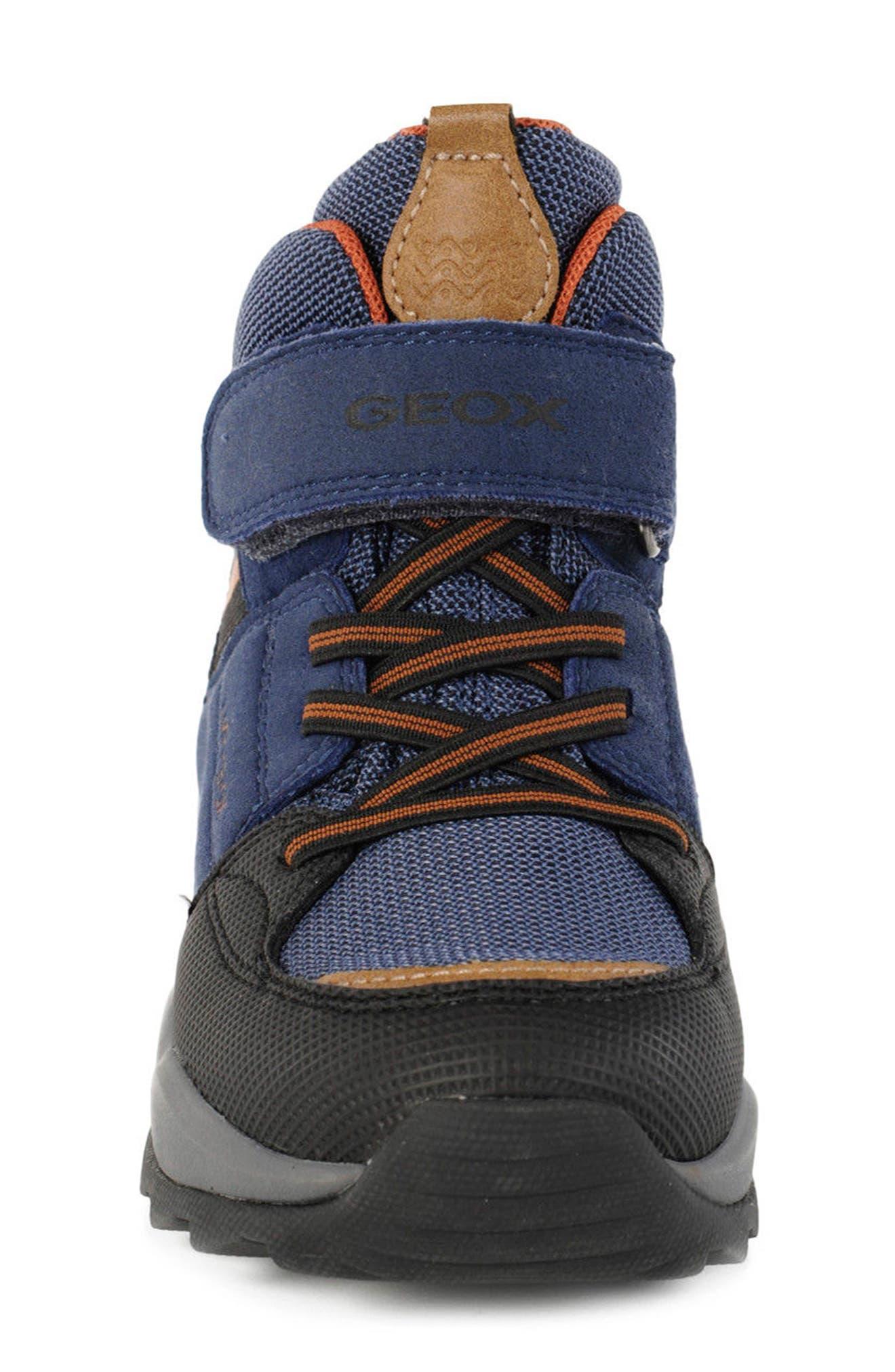 GEOX,                             Orizont ABX Waterproof Boot,                             Alternate thumbnail 4, color,                             402