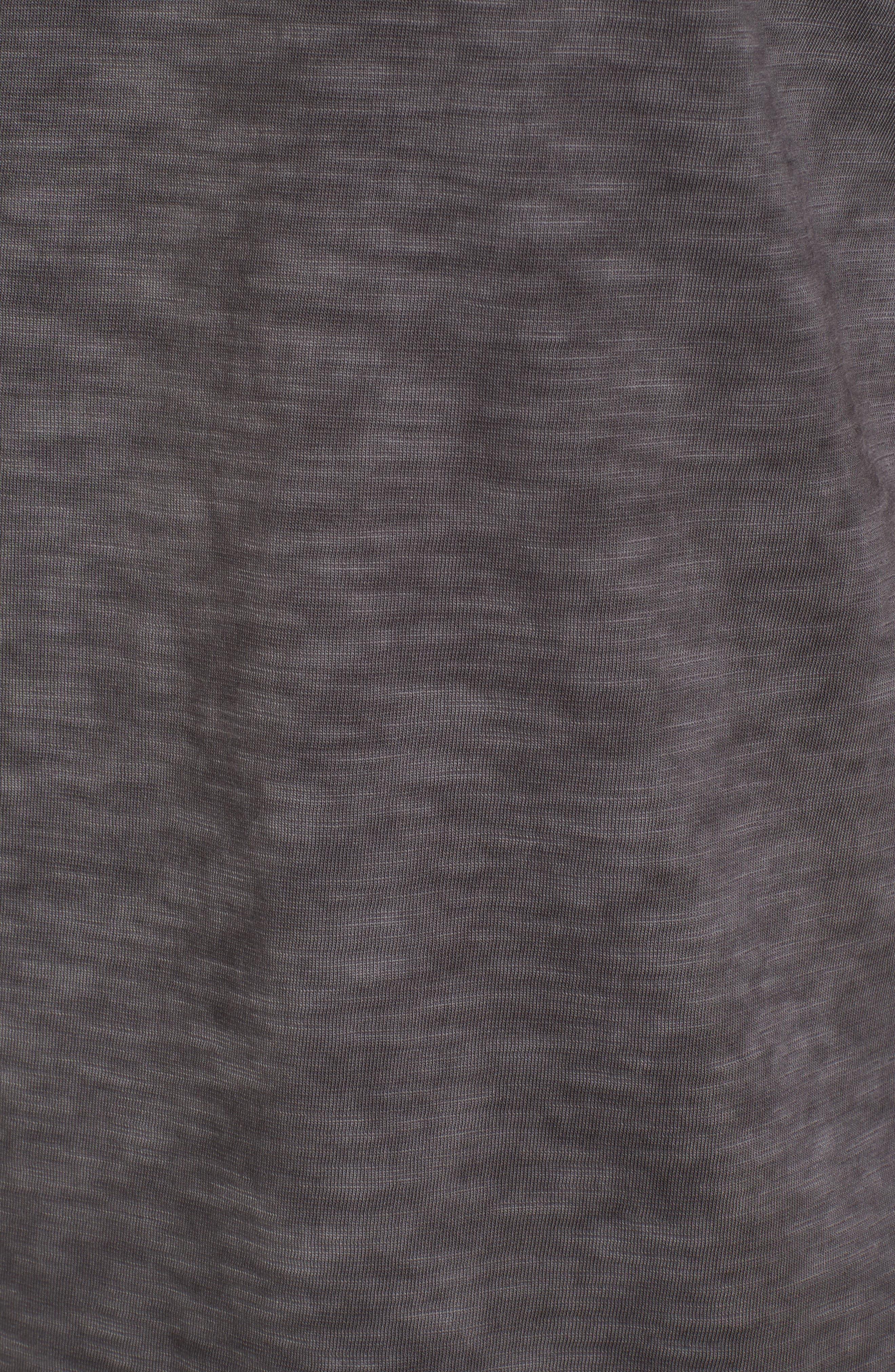 Suncoast Shores V-Neck T-Shirt,                             Alternate thumbnail 5, color,                             001