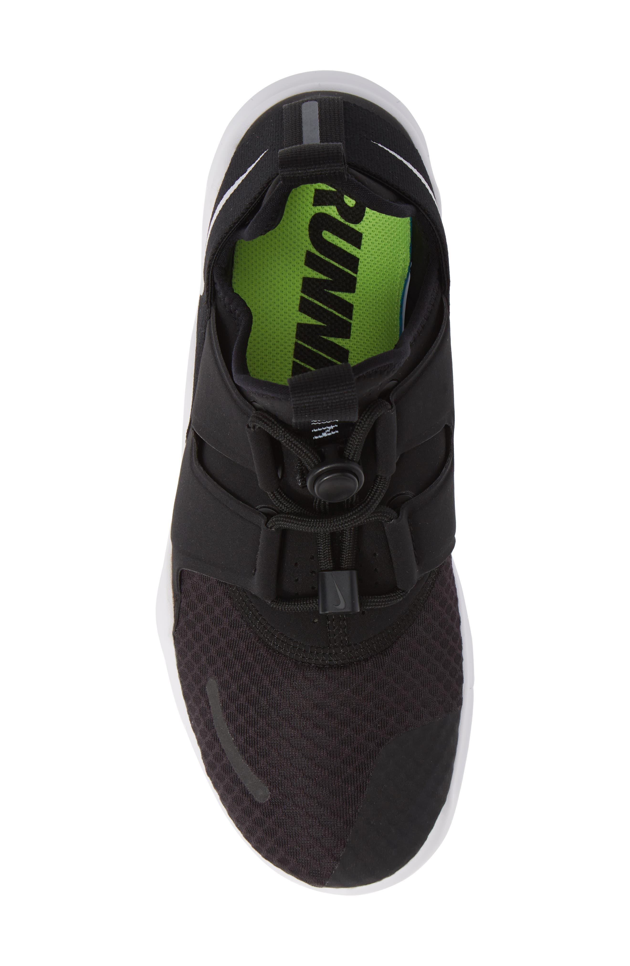 Free RN Commuter 2018 Running Shoe,                             Alternate thumbnail 5, color,                             001