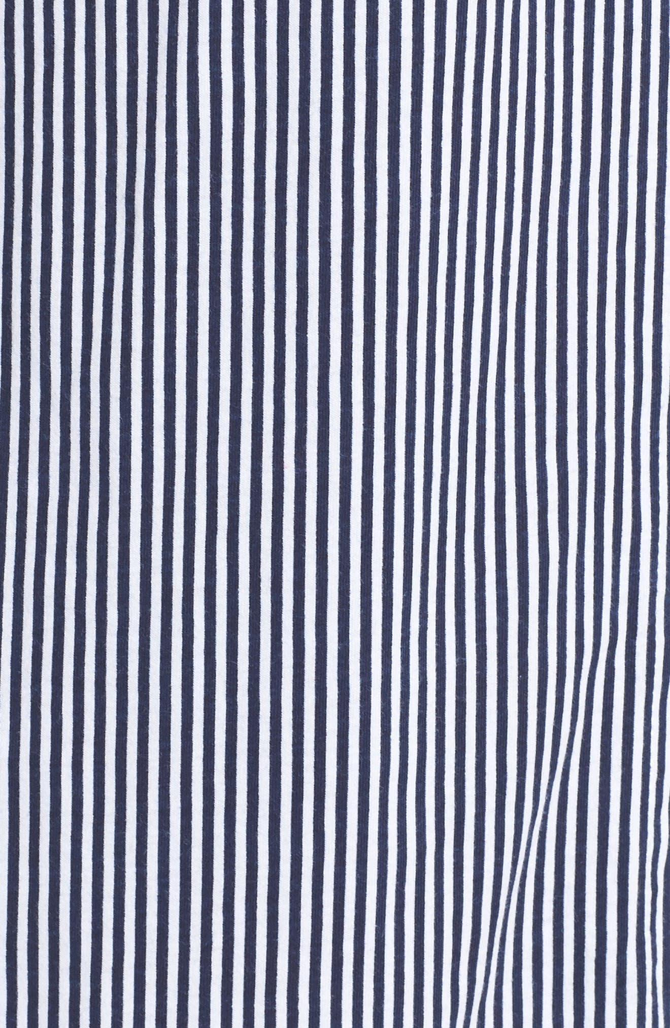 Jersey Sleep Shirt,                             Alternate thumbnail 38, color,