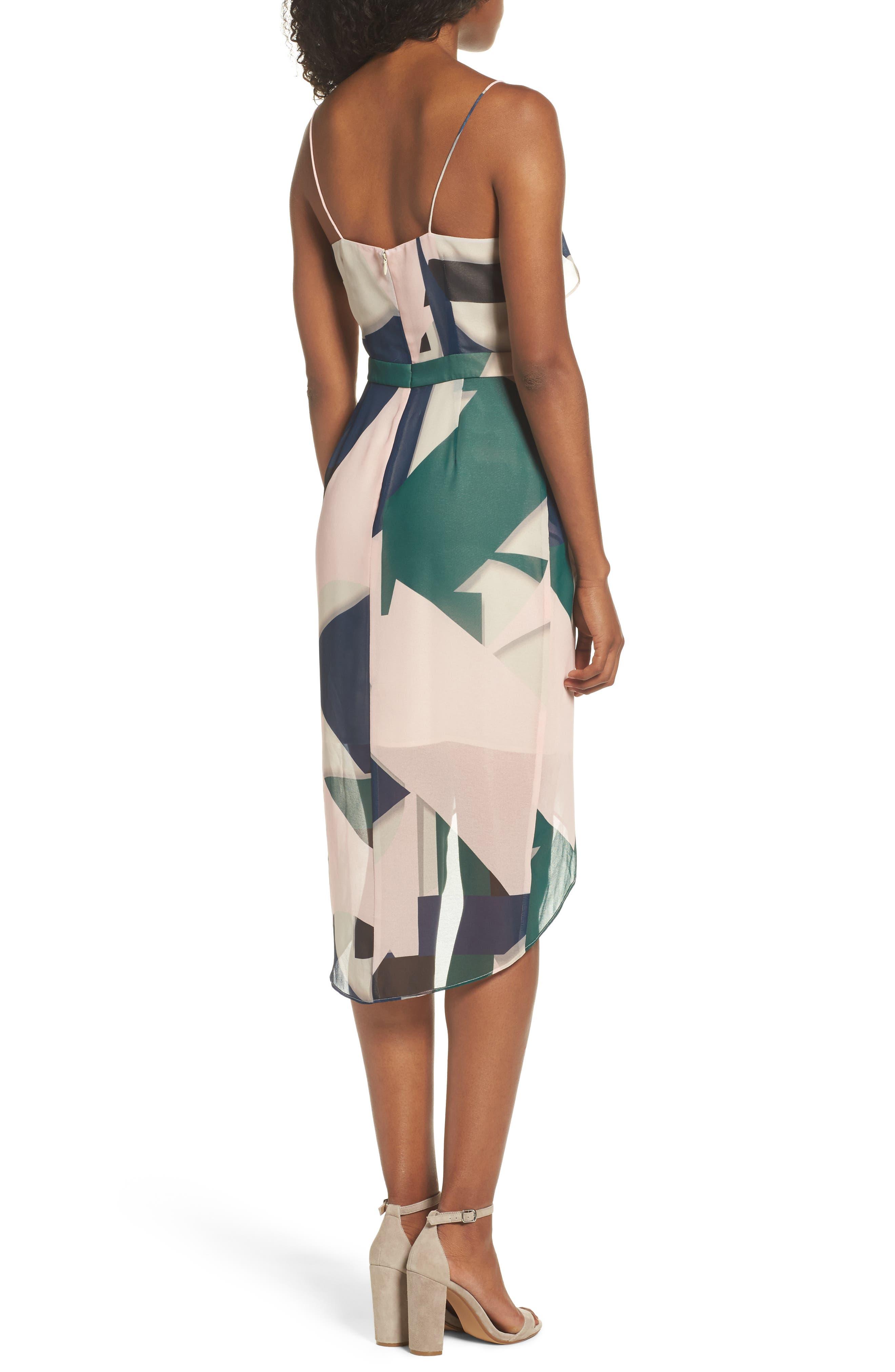 Tahiti Sheath Dress,                             Alternate thumbnail 2, color,                             650