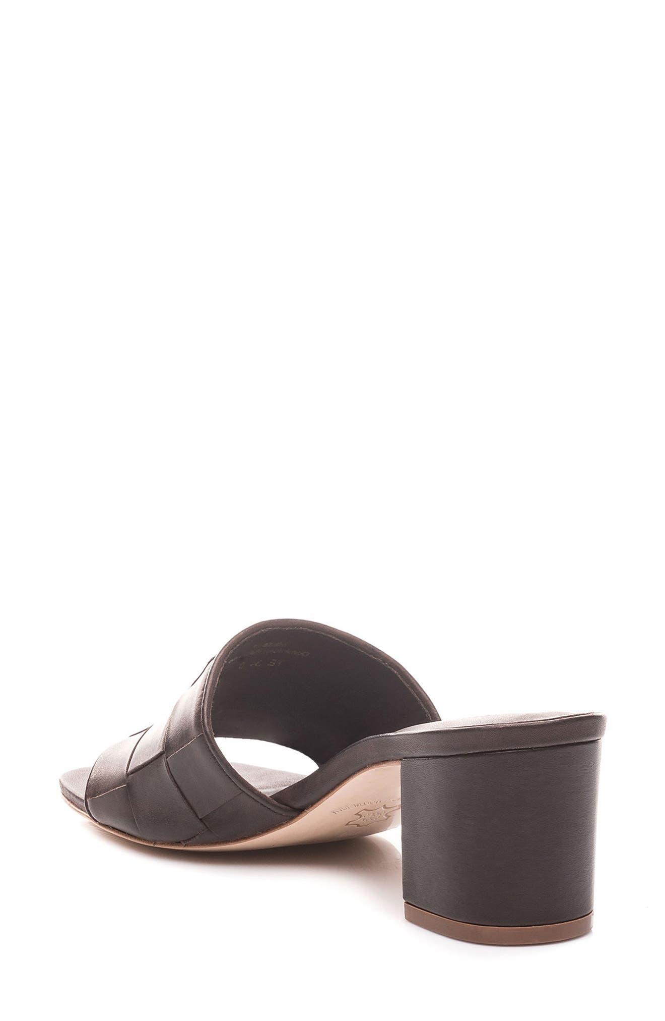Bernardo Bridget Block Heel Sandal,                             Alternate thumbnail 7, color,