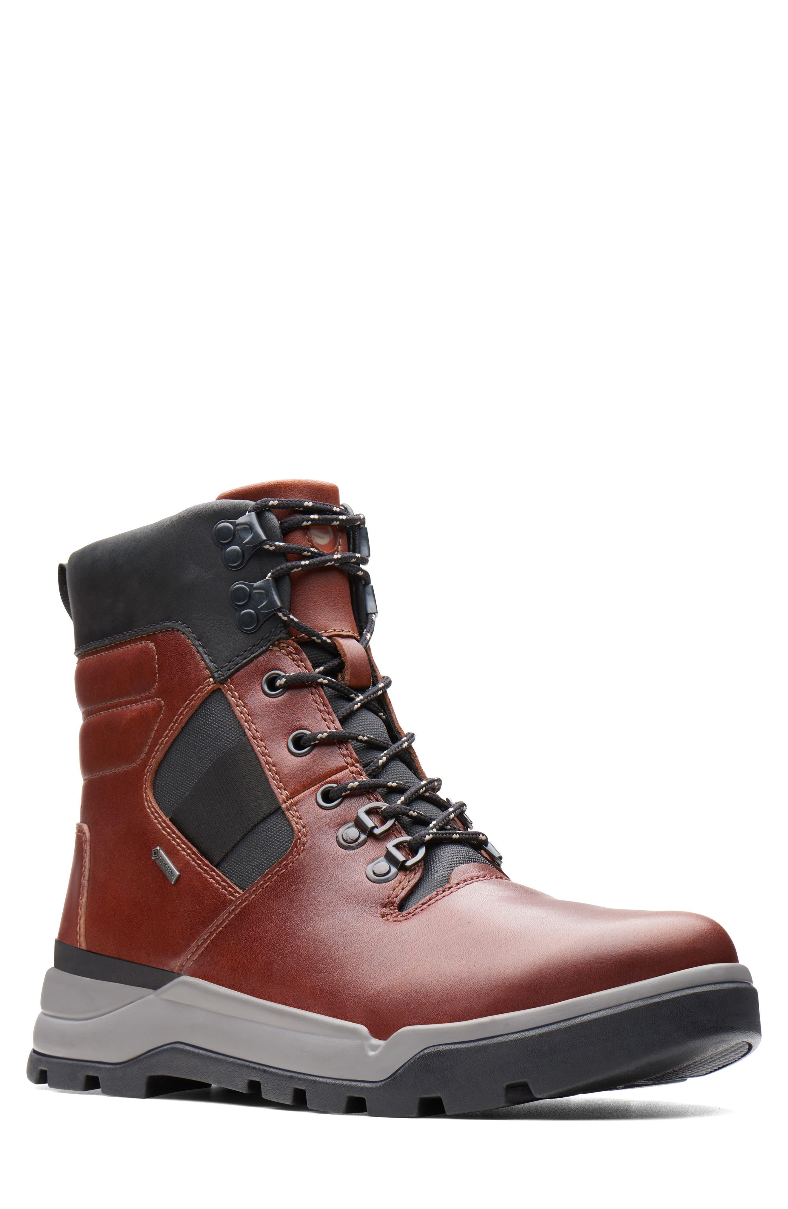 Un.Atlas Hi GTX Waterproof Hiking Boot, Main, color, 218