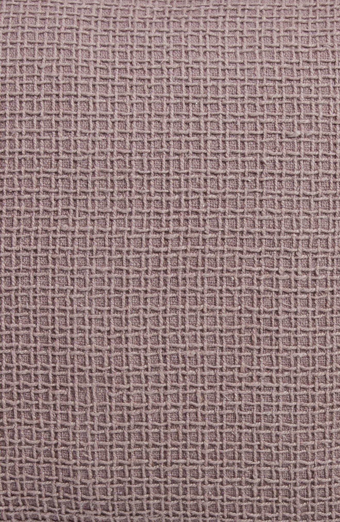 Floral Jacquard Breakfast Pillow,                             Alternate thumbnail 6, color,