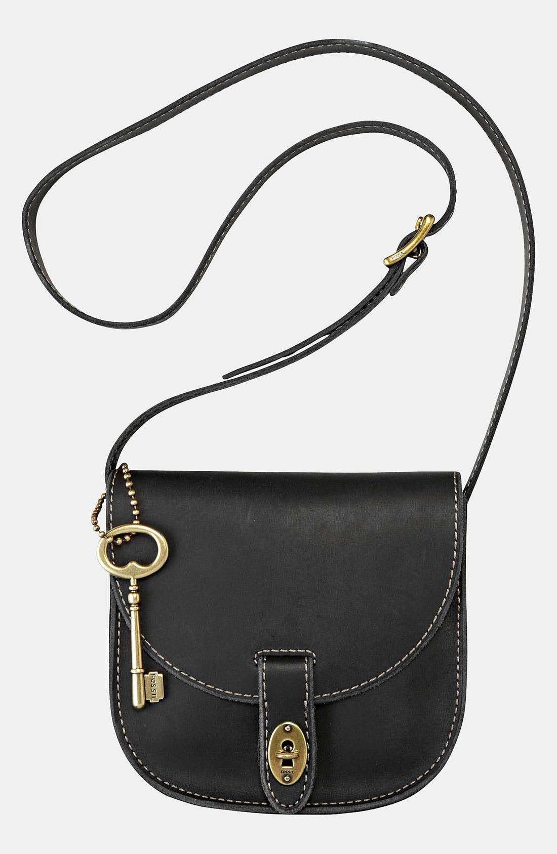 'Austin - Small' Crossbody Bag,                             Alternate thumbnail 2, color,                             001