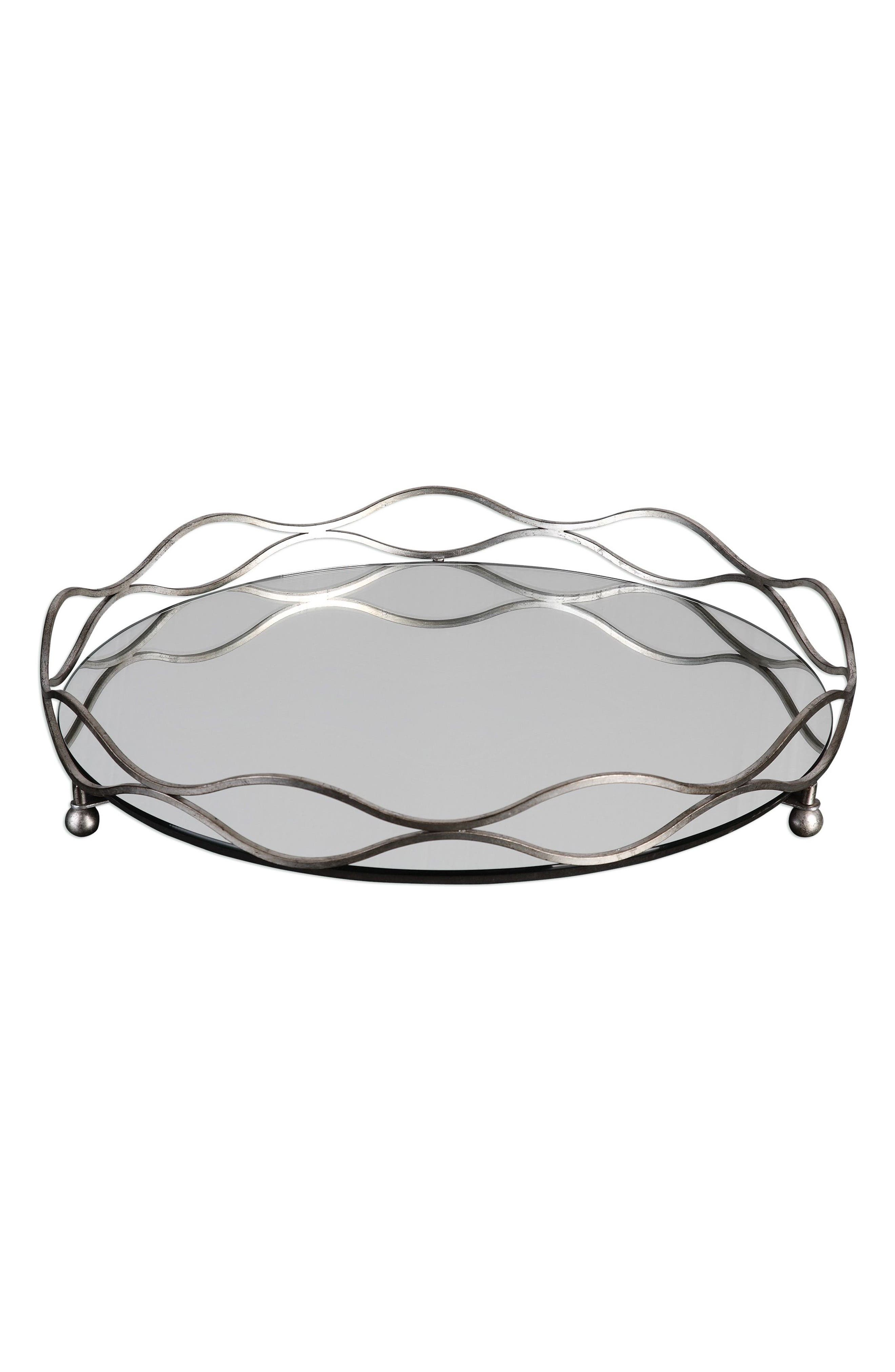 Mirrored Tray,                         Main,                         color, 040