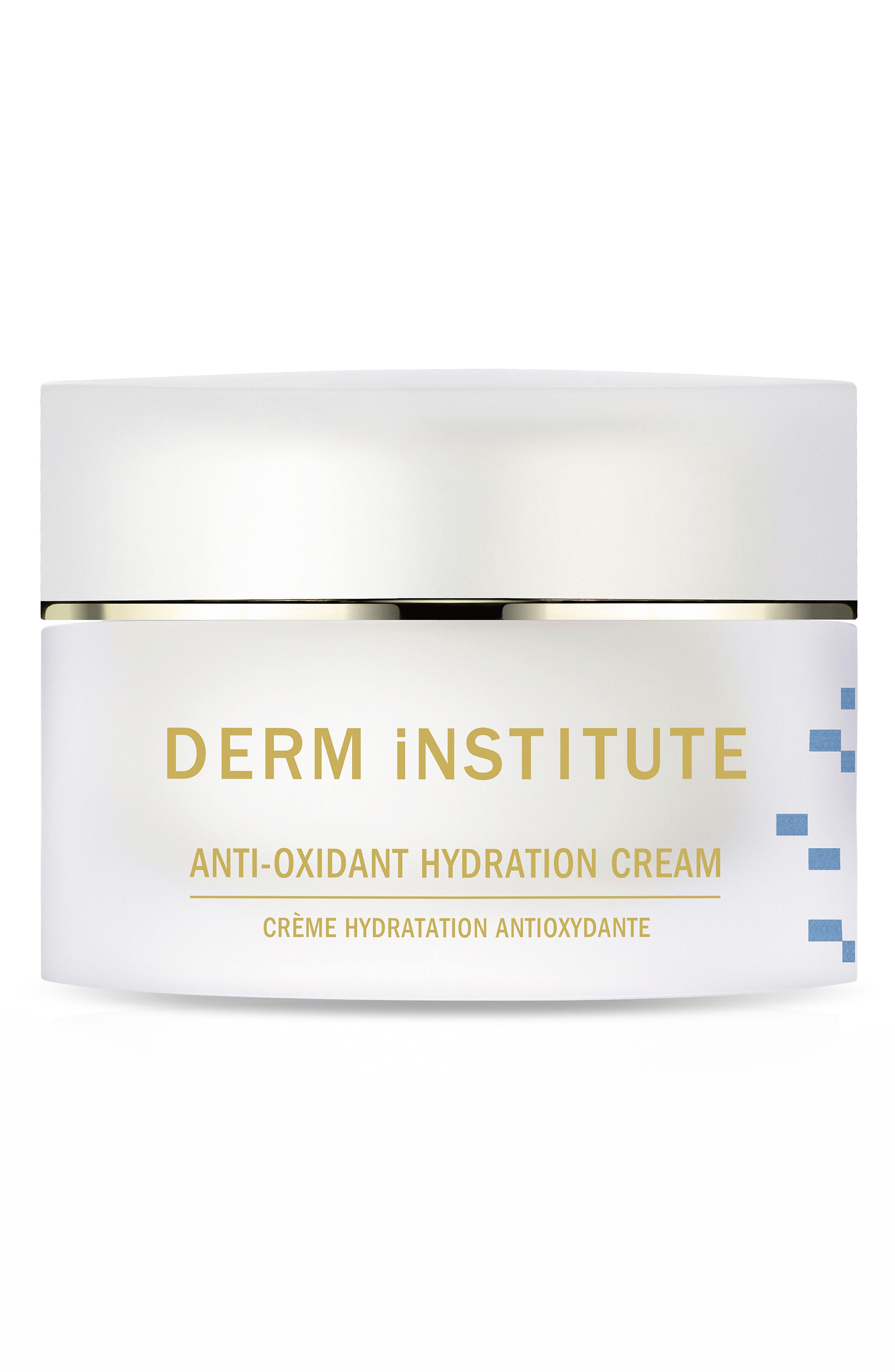 SPACE.NK.apothecary Derm Institute Anti-Oxidant Hydration Cream,                             Main thumbnail 1, color,                             000