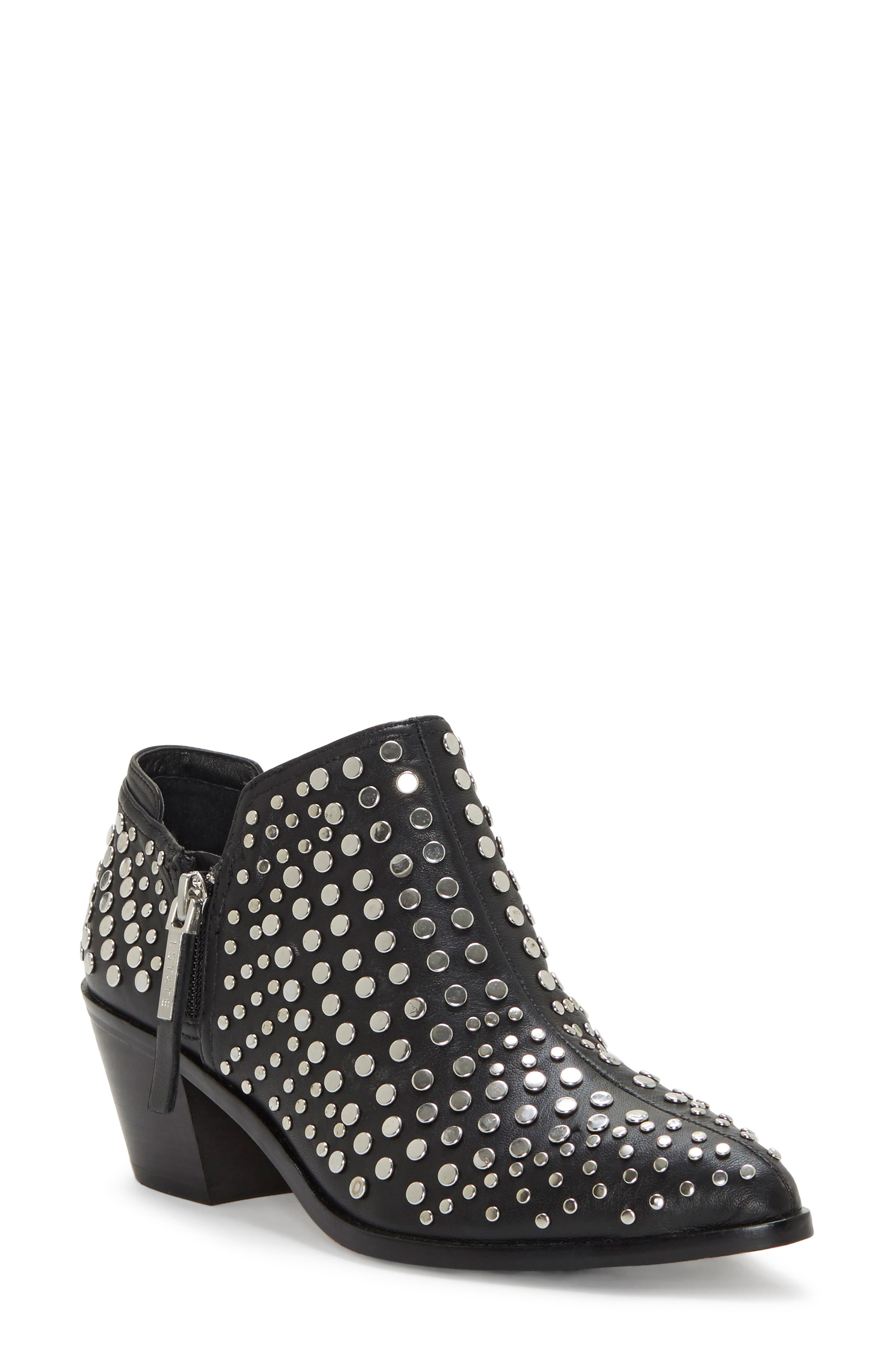 1.state Lexey Bootie- Black