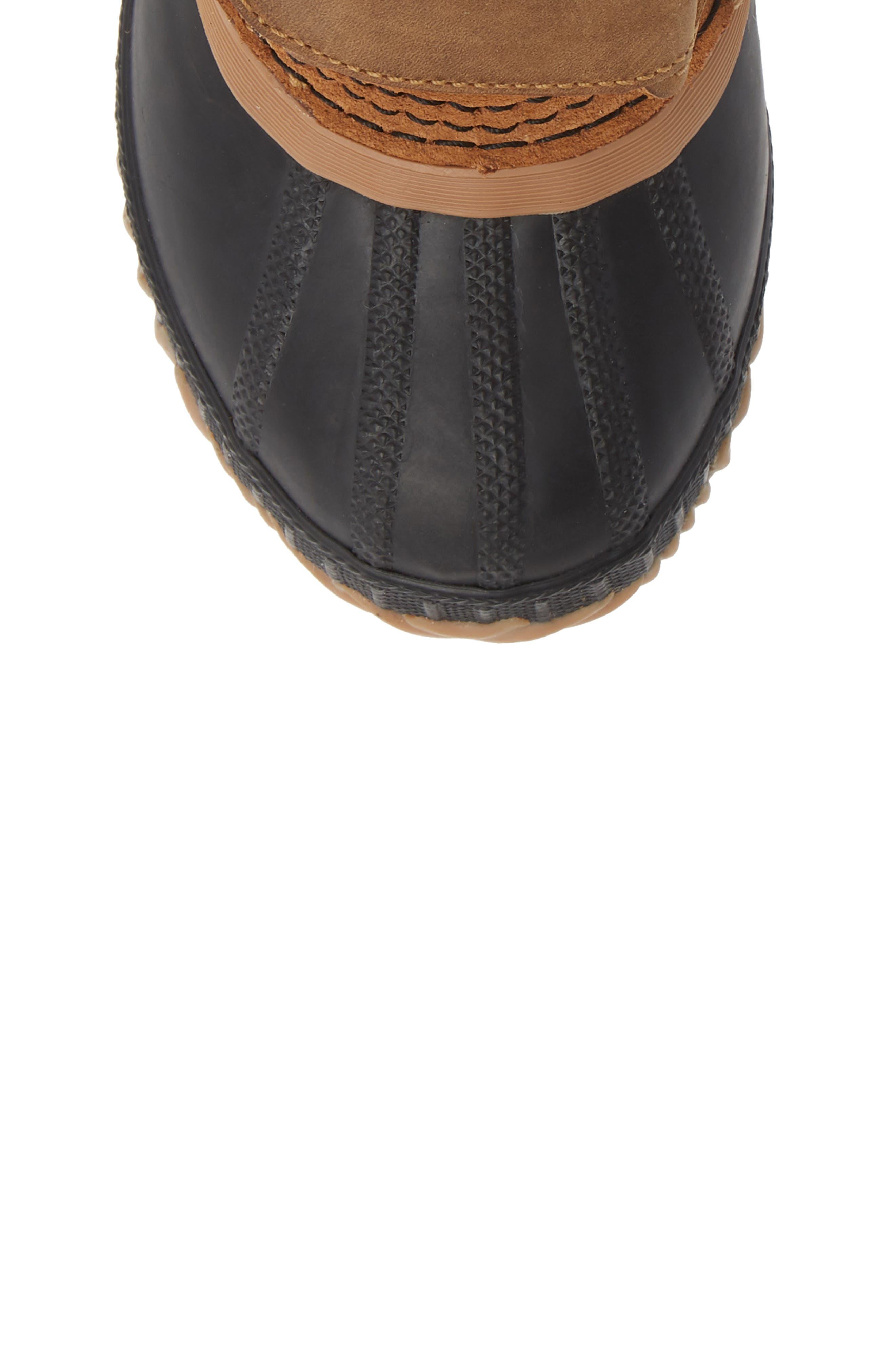 Cheyanne<sup>™</sup> II Waterproof Boot,                             Alternate thumbnail 5, color,                             ELK/ BLACK