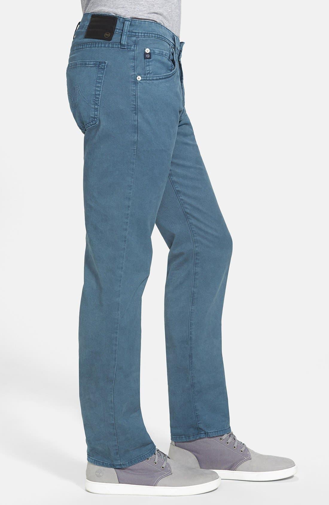 'Matchbox BES' Slim Fit Pants,                             Alternate thumbnail 170, color,