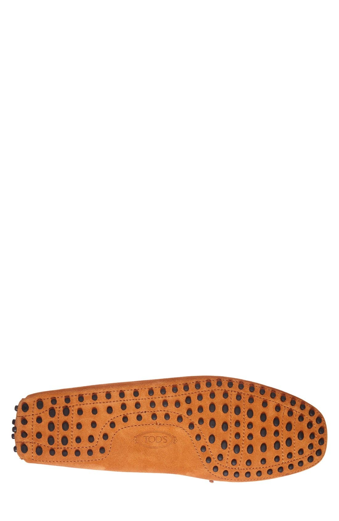 Gommini Tie Front Driving Moccasin,                             Alternate thumbnail 46, color,