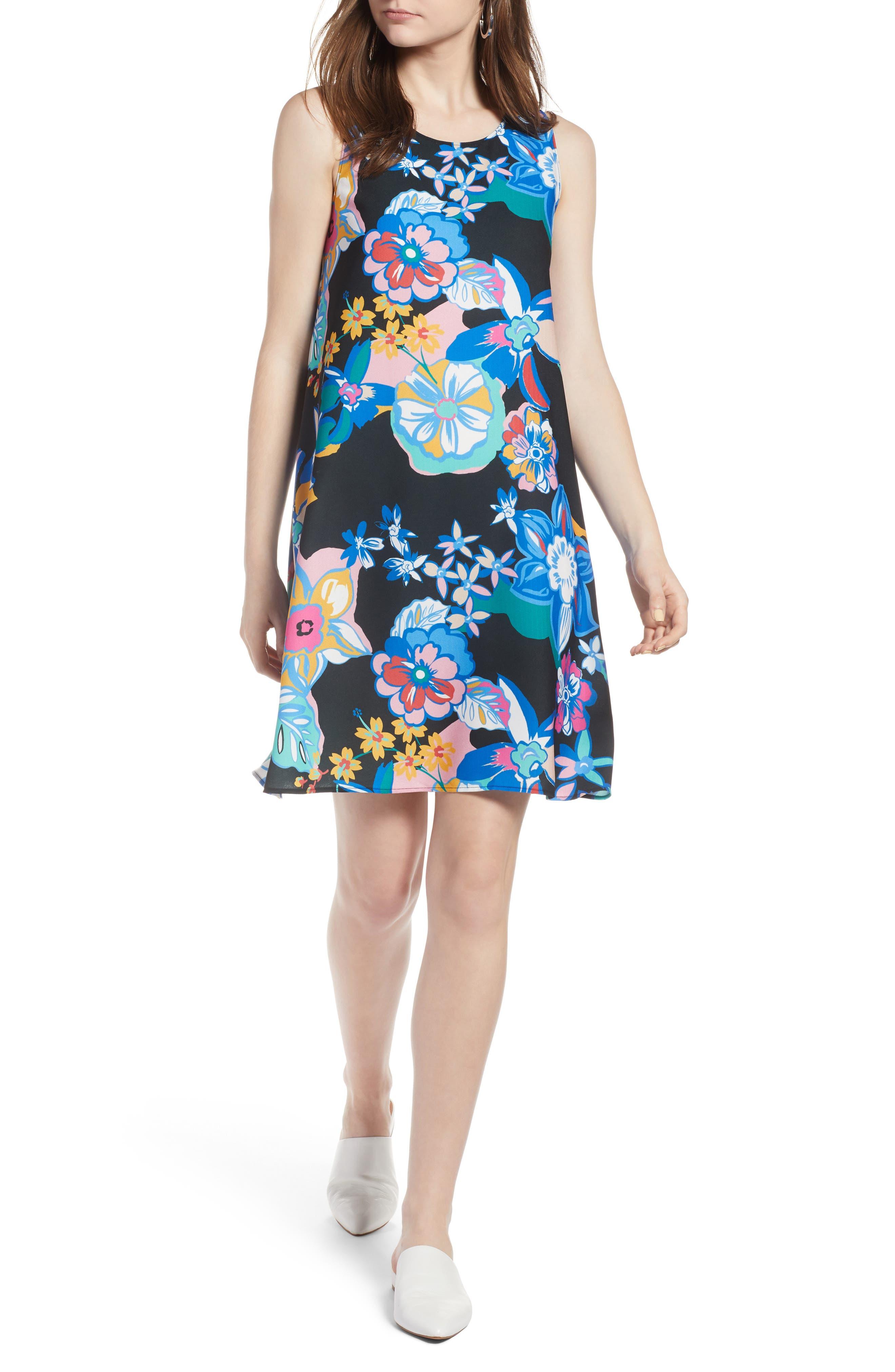 A-Line Dress,                             Main thumbnail 3, color,