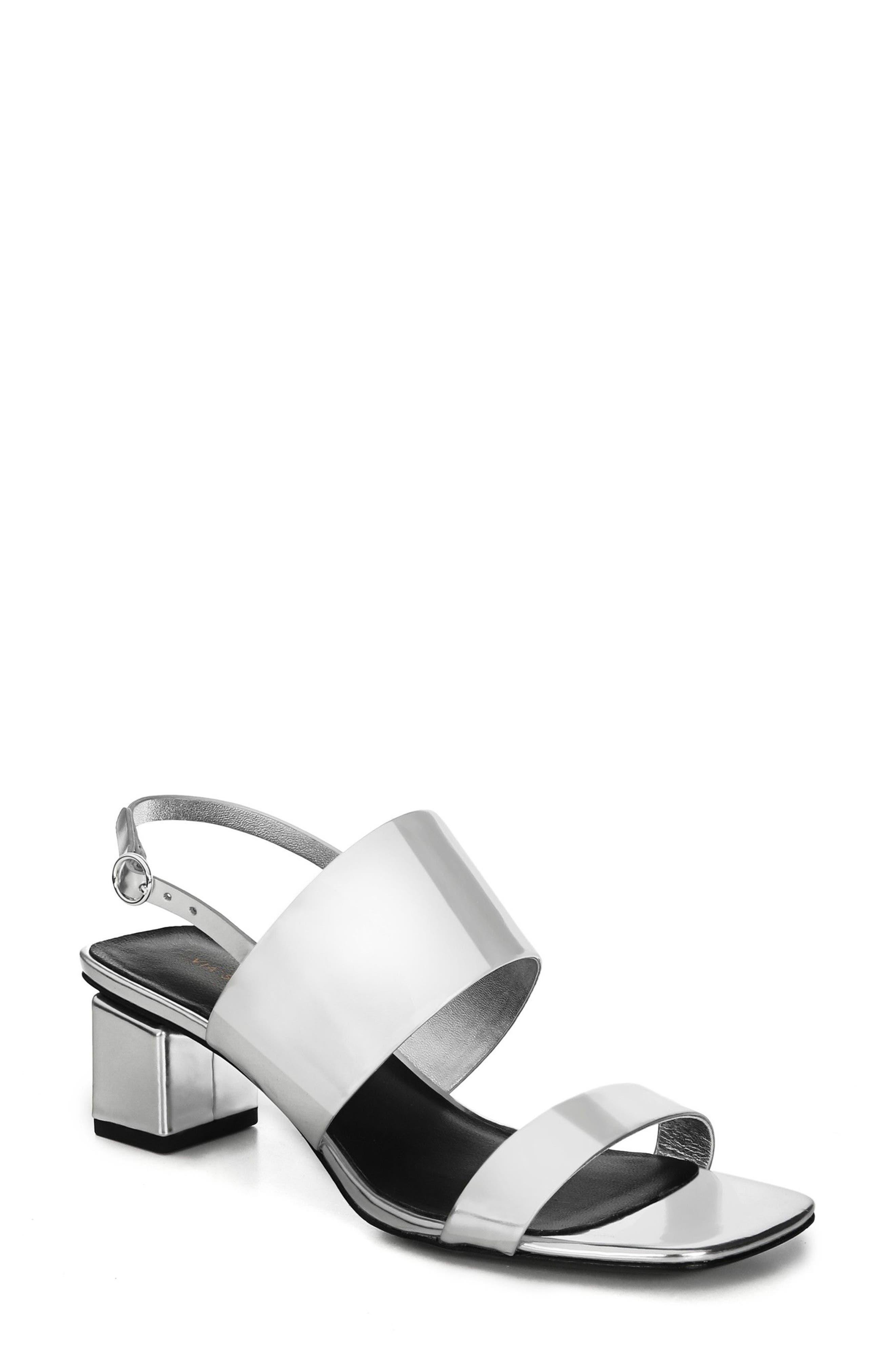 Forte Block Heel Sandal,                             Main thumbnail 3, color,