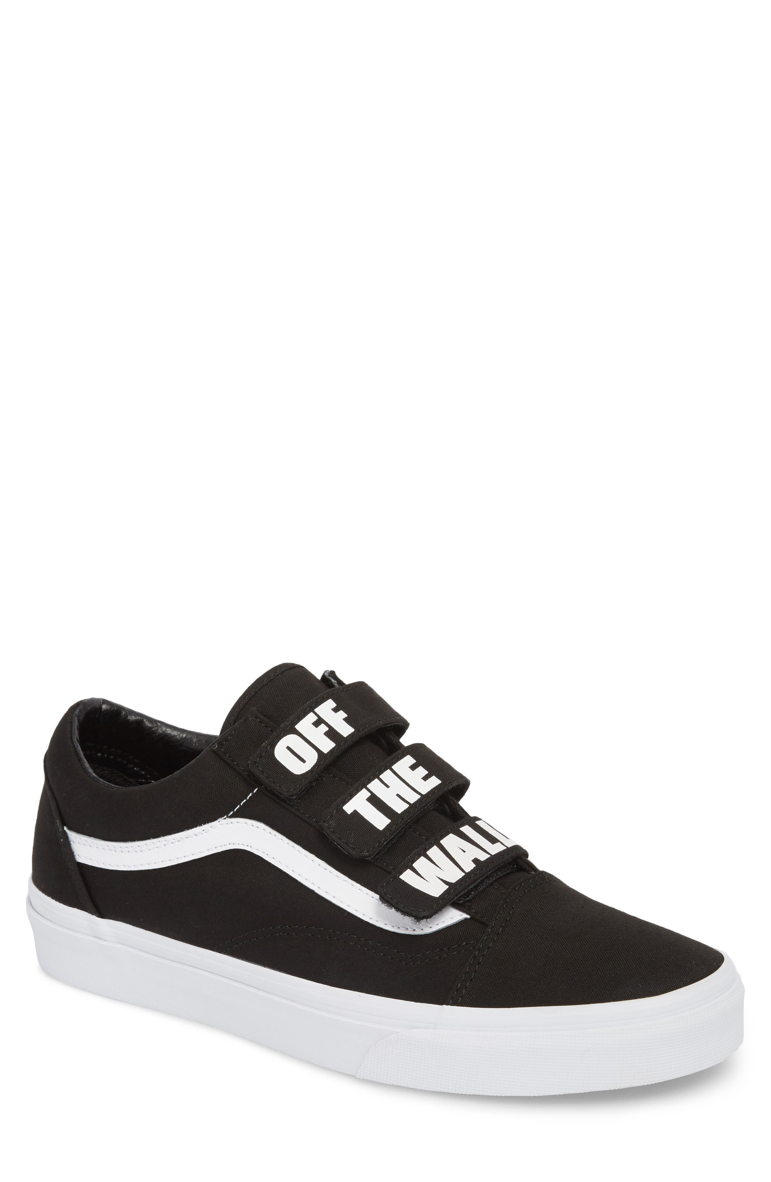Off the Wall Old Skool V Sneaker, Main, color, 001
