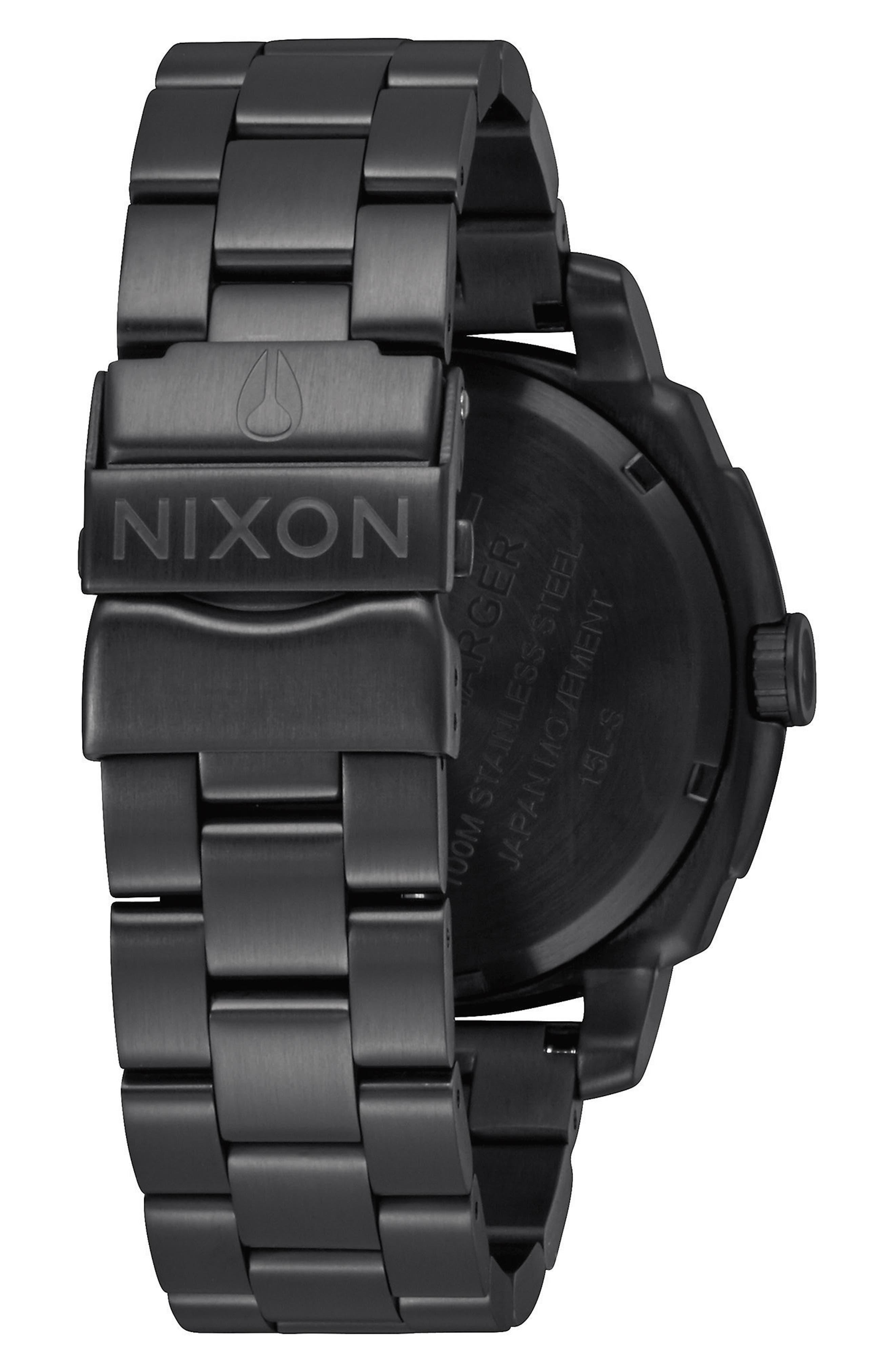 Charger Bracelet Watch, 42mm,                             Alternate thumbnail 2, color,                             003