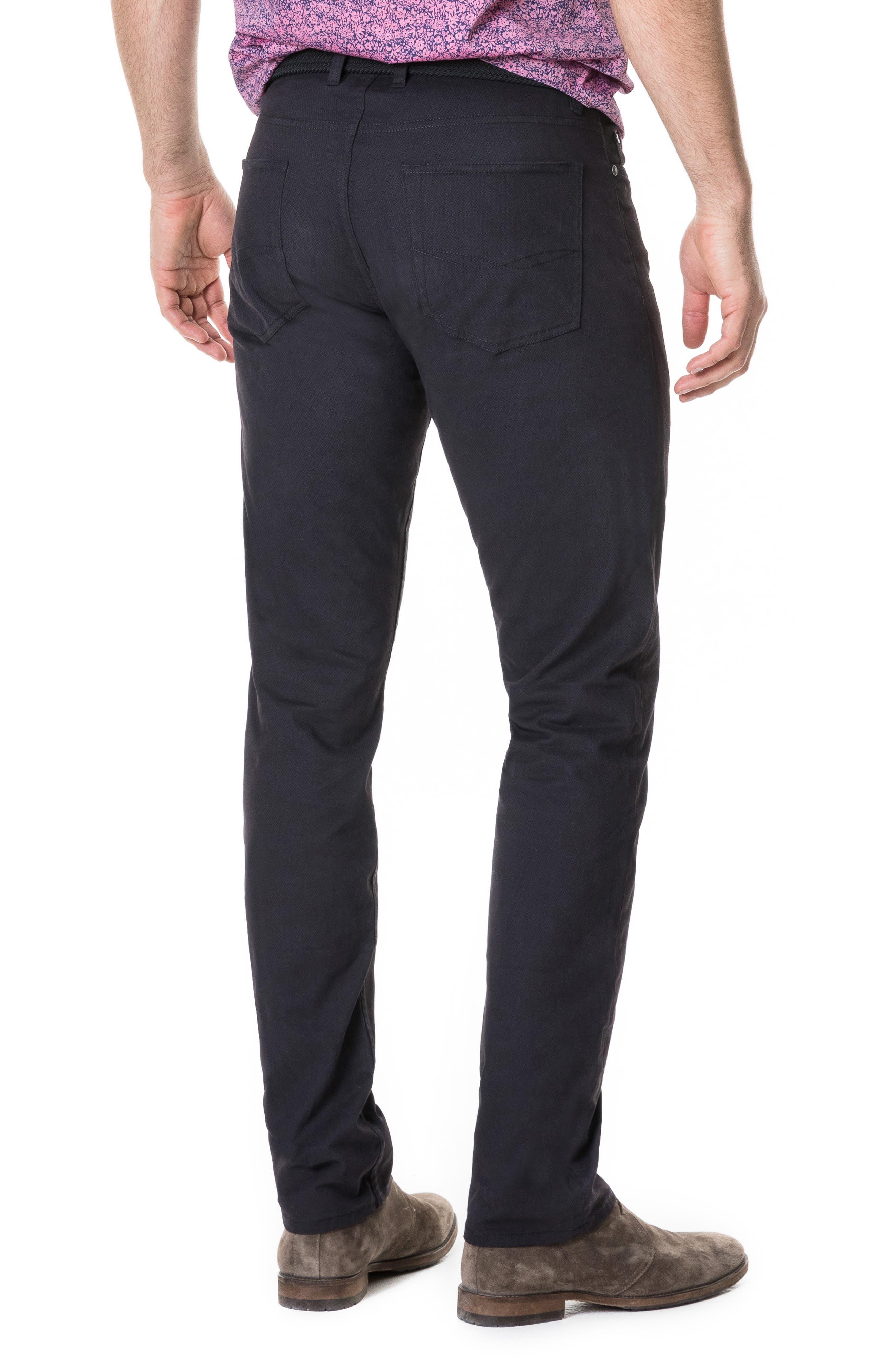 Whareflat Straight Leg Jeans,                             Alternate thumbnail 2, color,                             ASPHALT