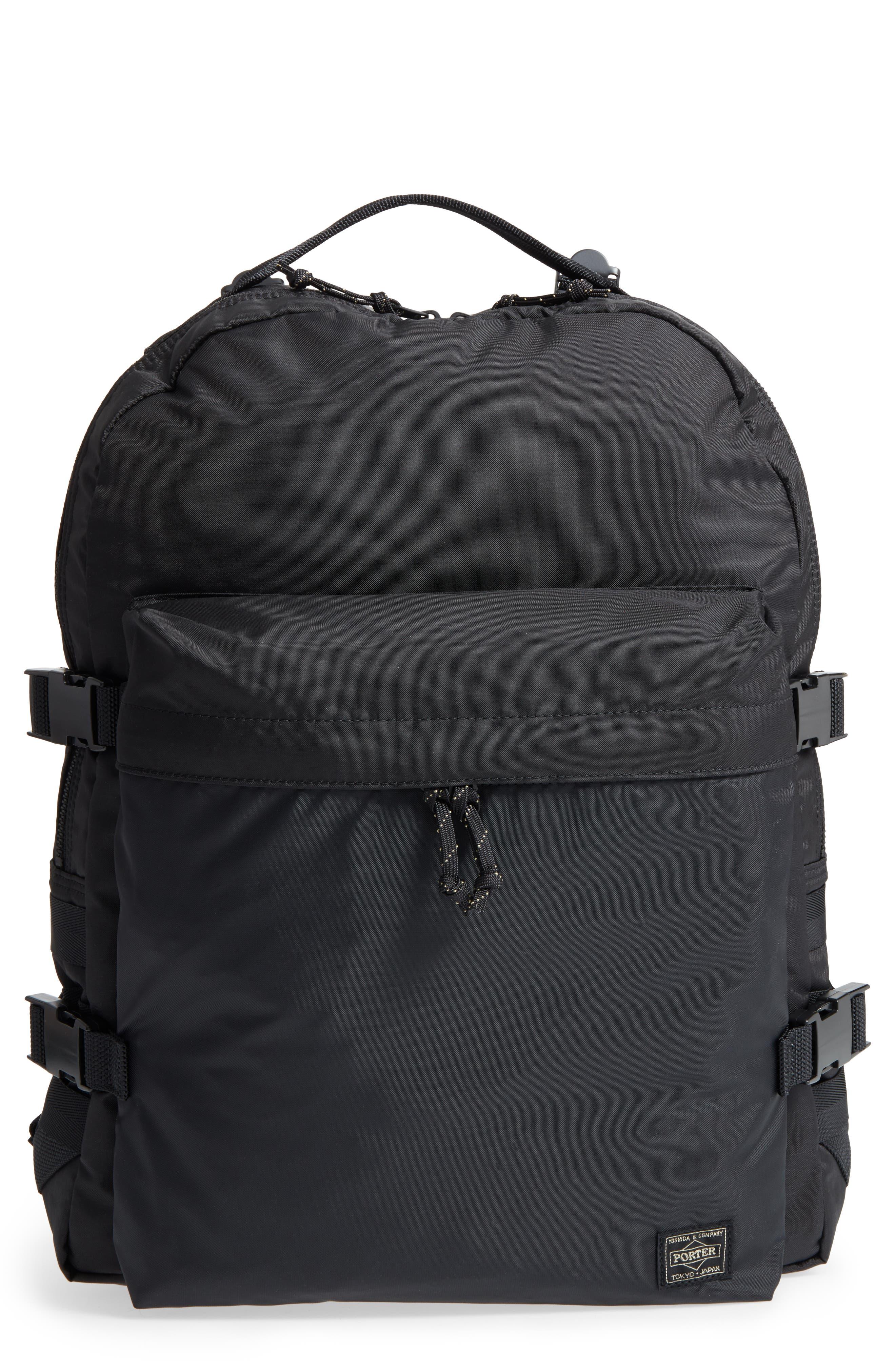 Porter-Yoshida & Co. Force Backpack,                             Main thumbnail 1, color,